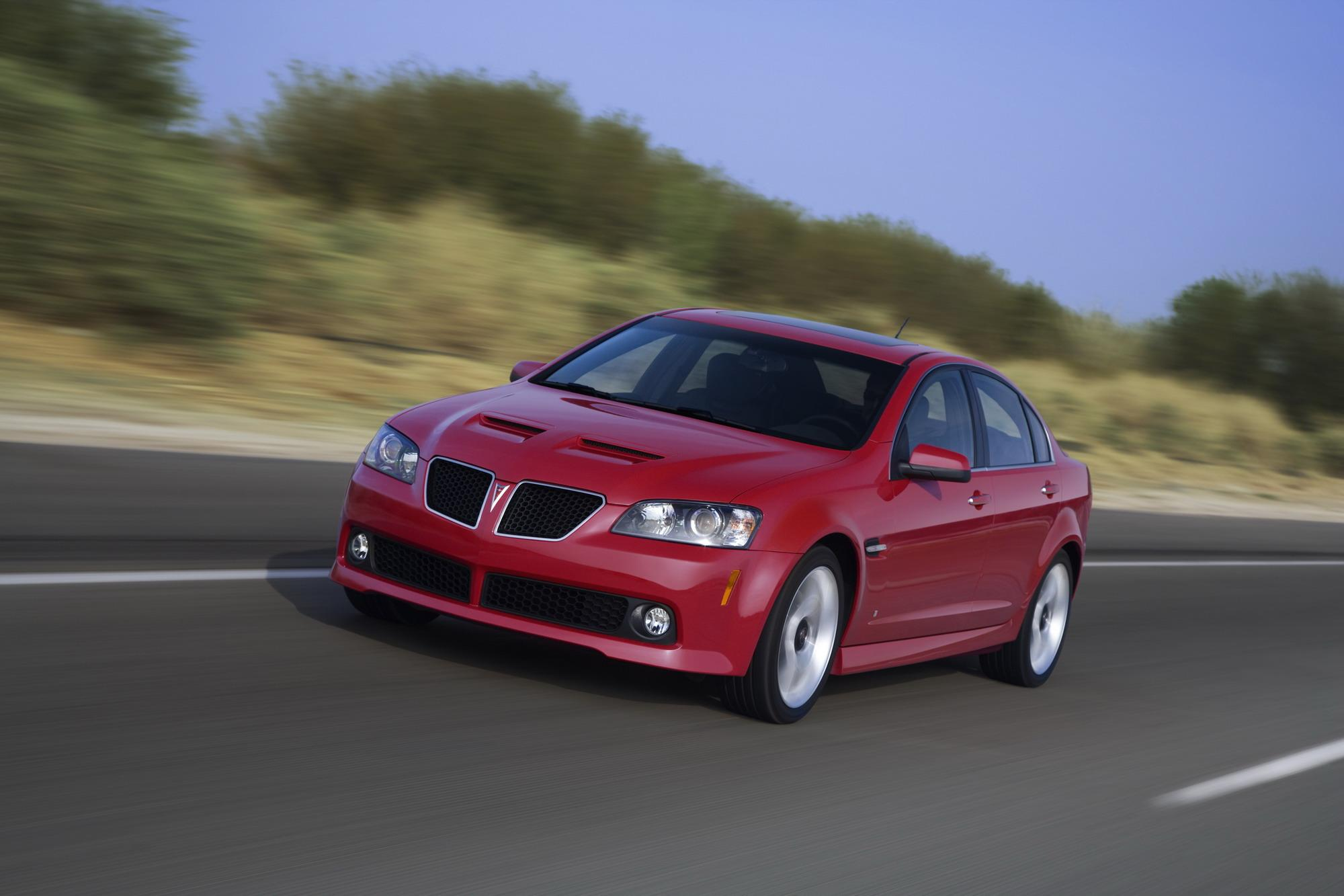 Gm Will Increase Pricing For The 2009 G8 Gt News Top Speed