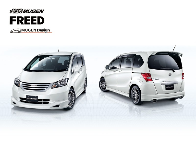Honda Freed By Mugen Pictures, Photos, Wallpapers  | Top Speed