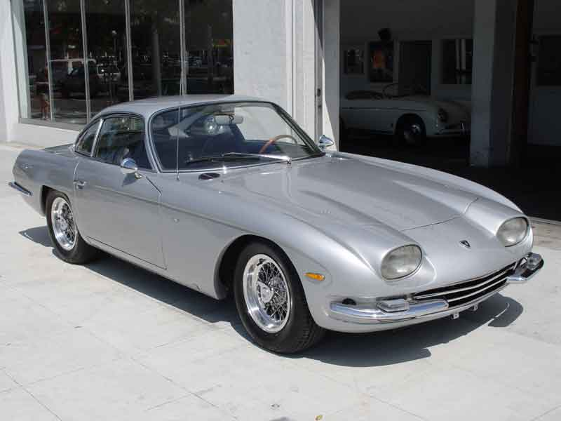 1963 1966 Lamborghini 350 Gt Top Speed