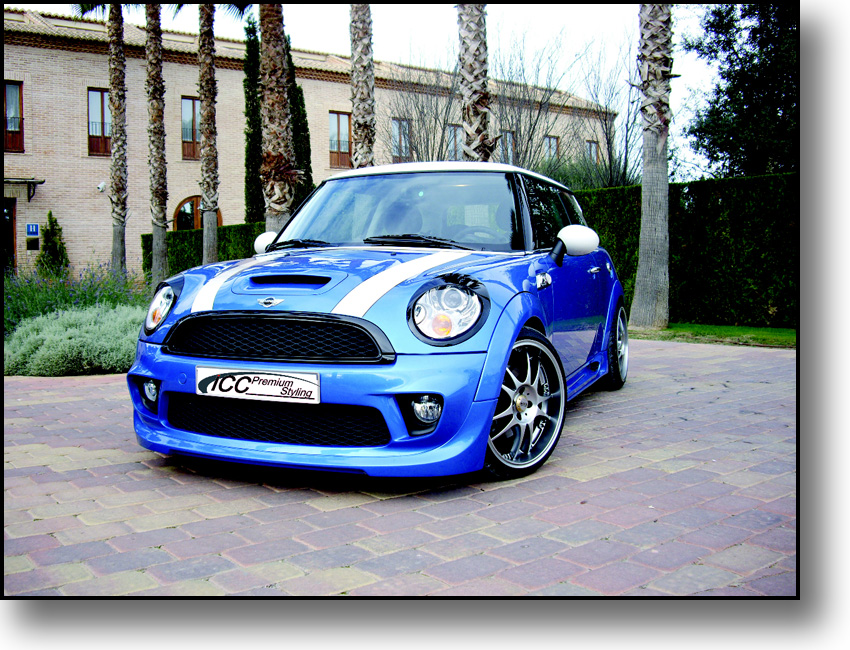mini cooper by icc tuning top speed. Black Bedroom Furniture Sets. Home Design Ideas