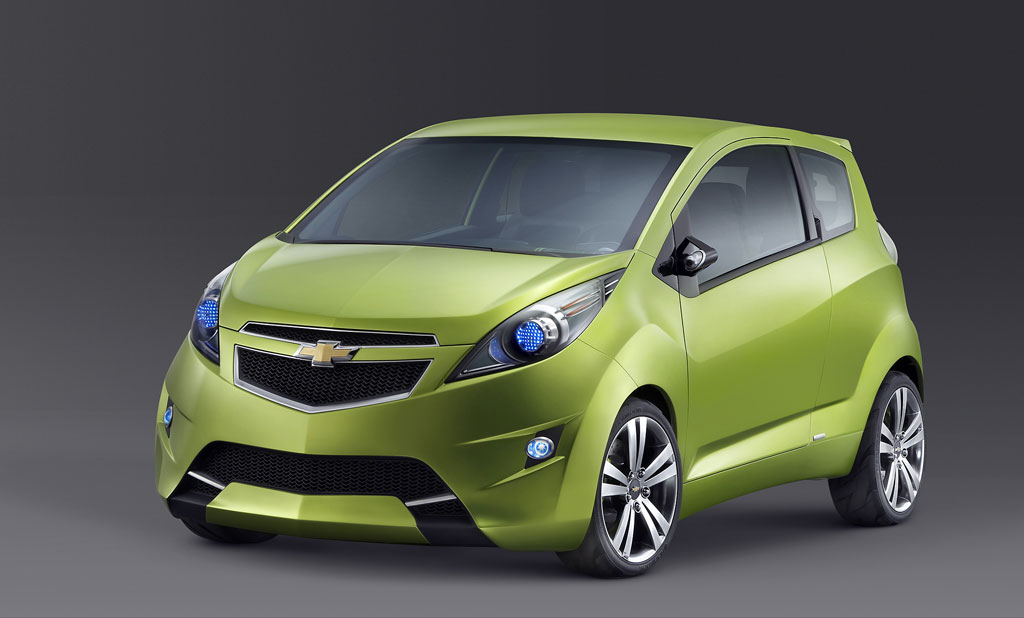New Chevrolet Compact Car Coming Next Year Picture. | Top ...