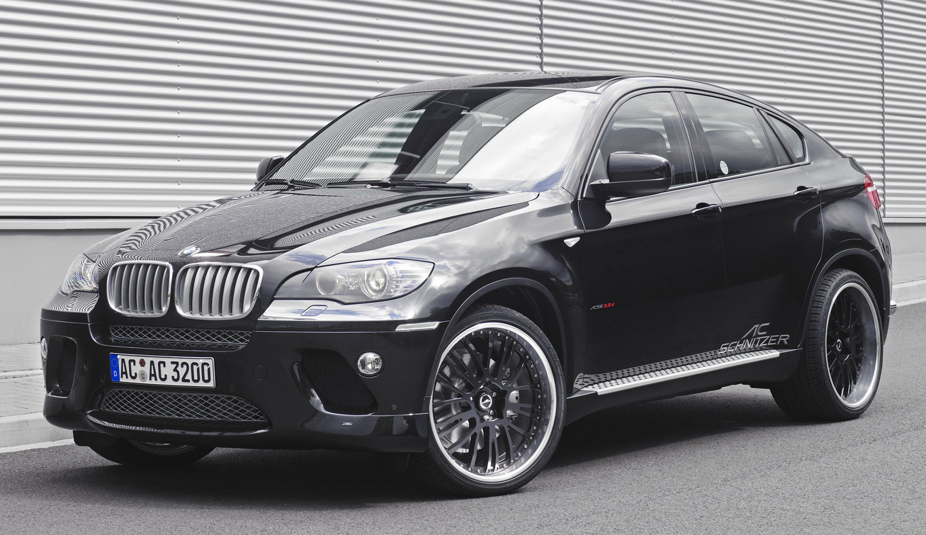 2008 Bmw X6 By Ac Schnitzer Top Speed