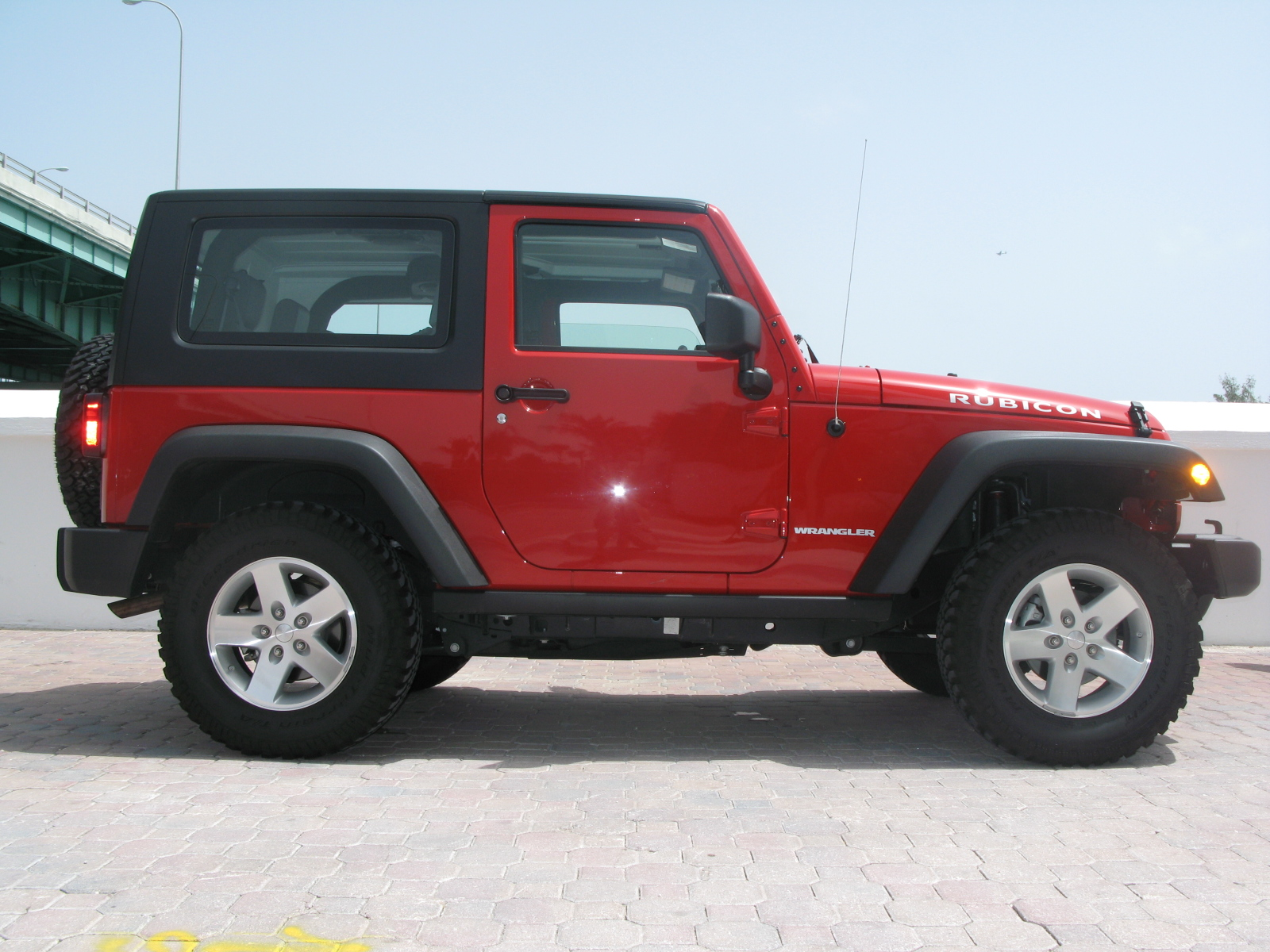 2008 Jeep Wrangler Rubicon Gallery 257345 Top Speed