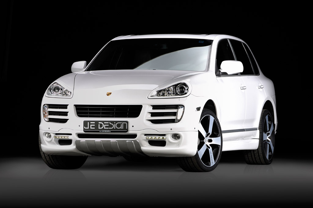 2008 porsche cayenne by je design review gallery top speed. Black Bedroom Furniture Sets. Home Design Ideas