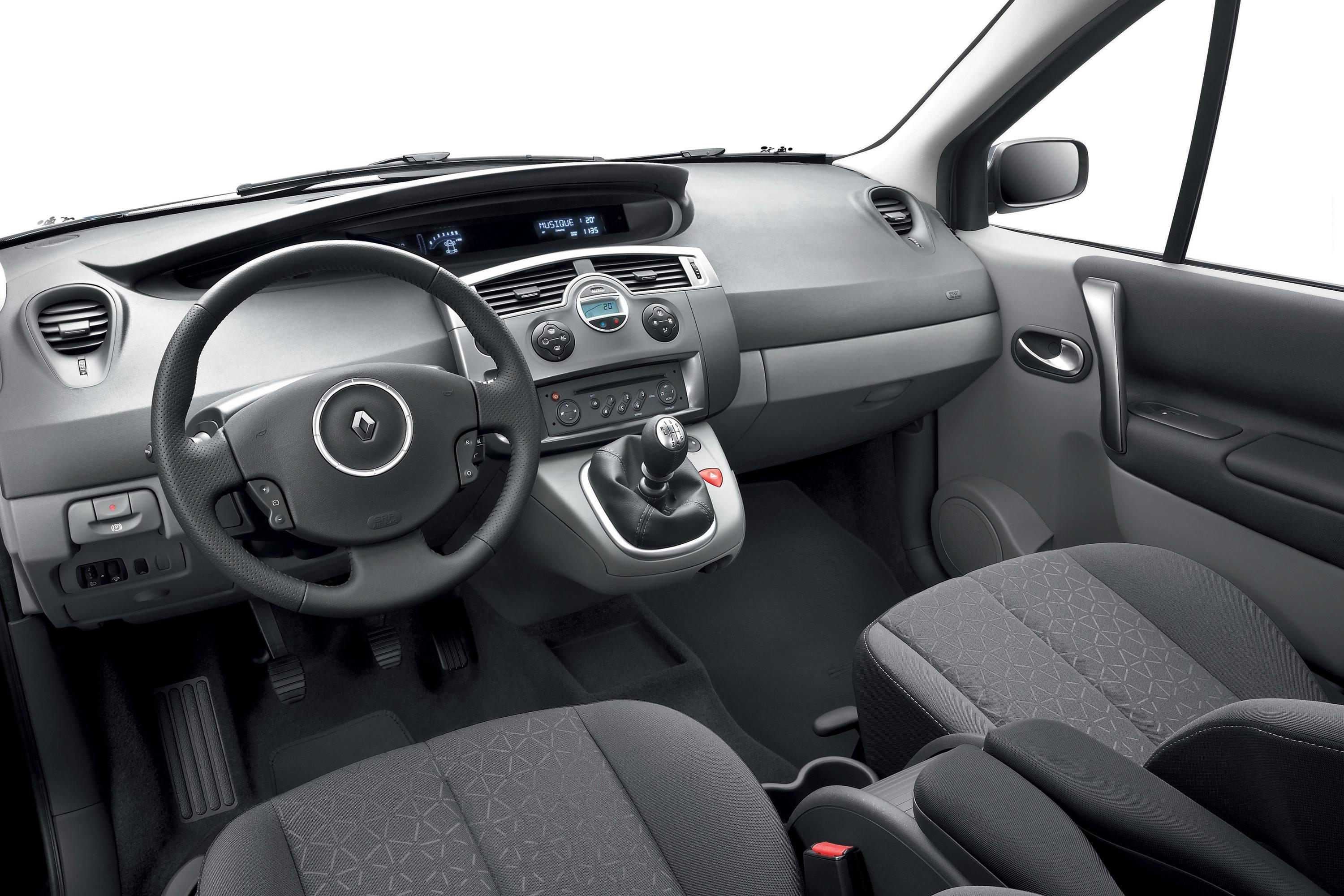2008 Renault Scenic | Top Speed