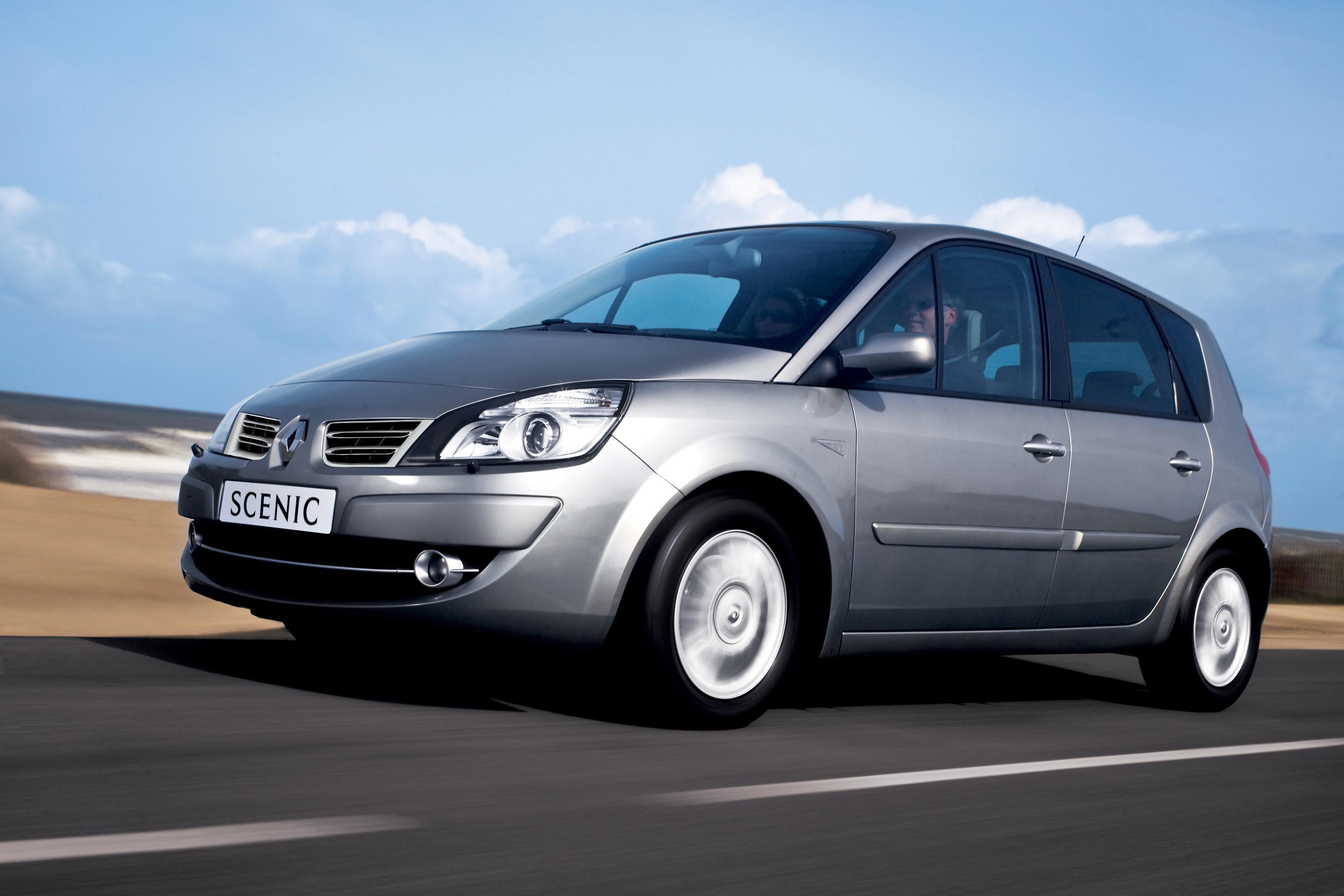 2008 renault scenic pictures photos wallpapers top speed. Black Bedroom Furniture Sets. Home Design Ideas