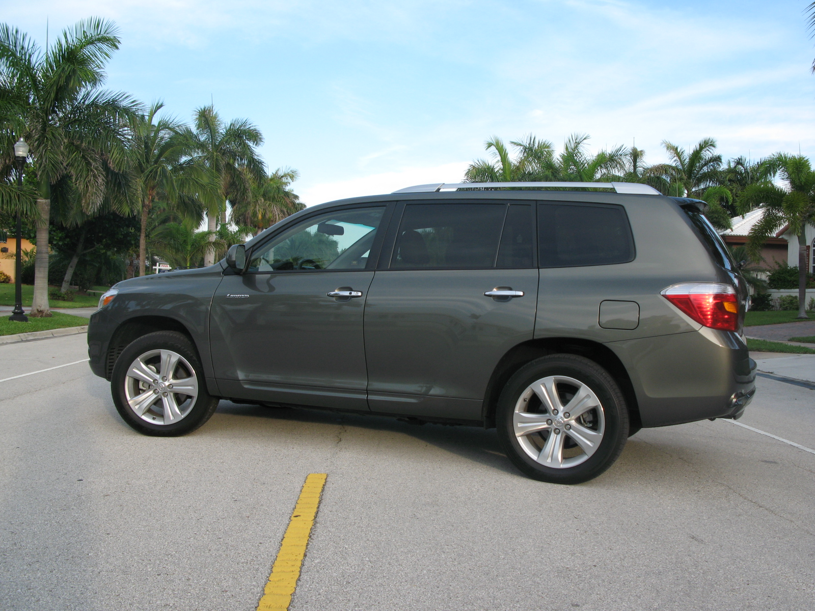 2008 Toyota Highlander Review - Top Speed