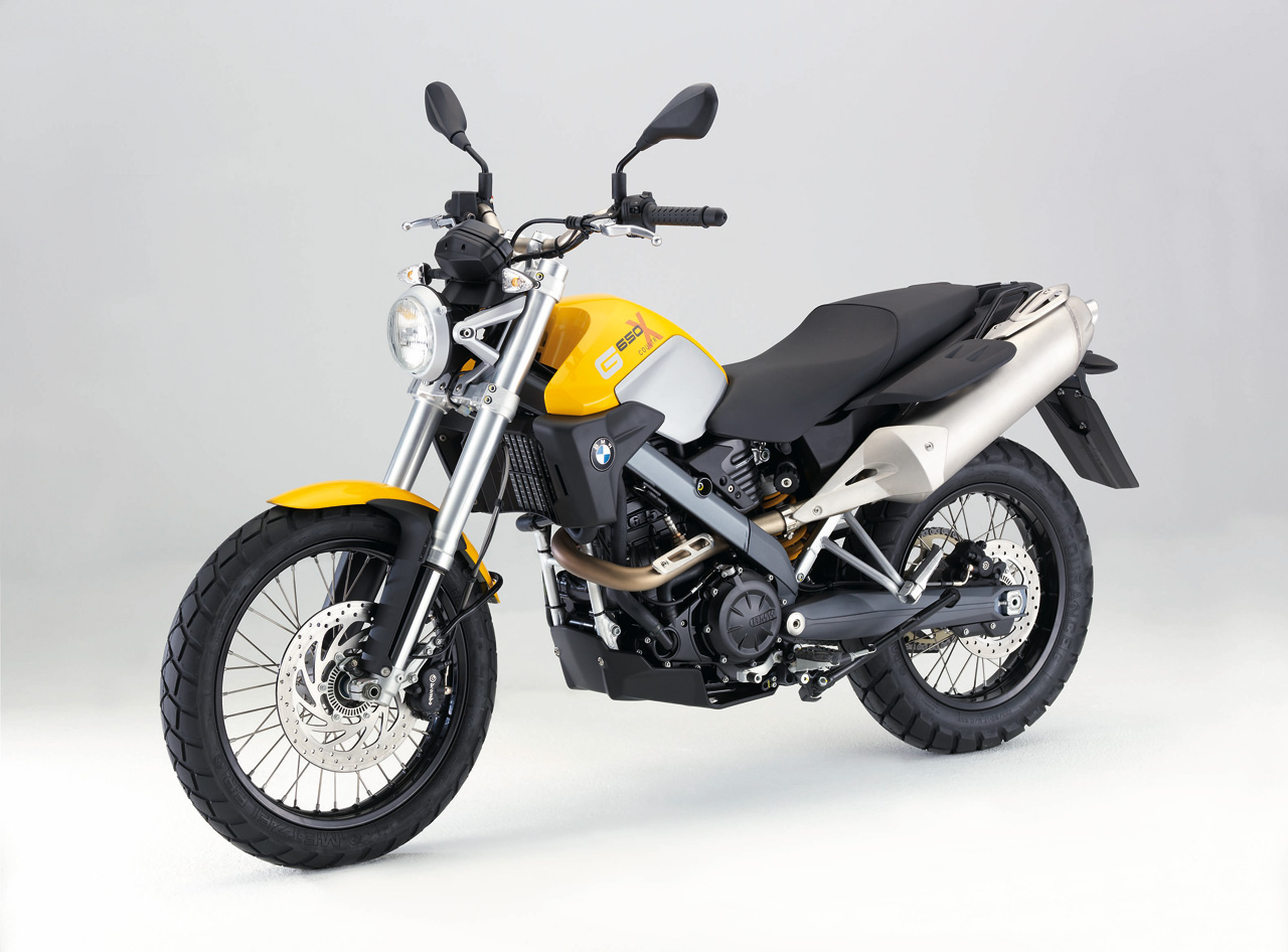 2009 Bmw G 650 X Country Top Speed