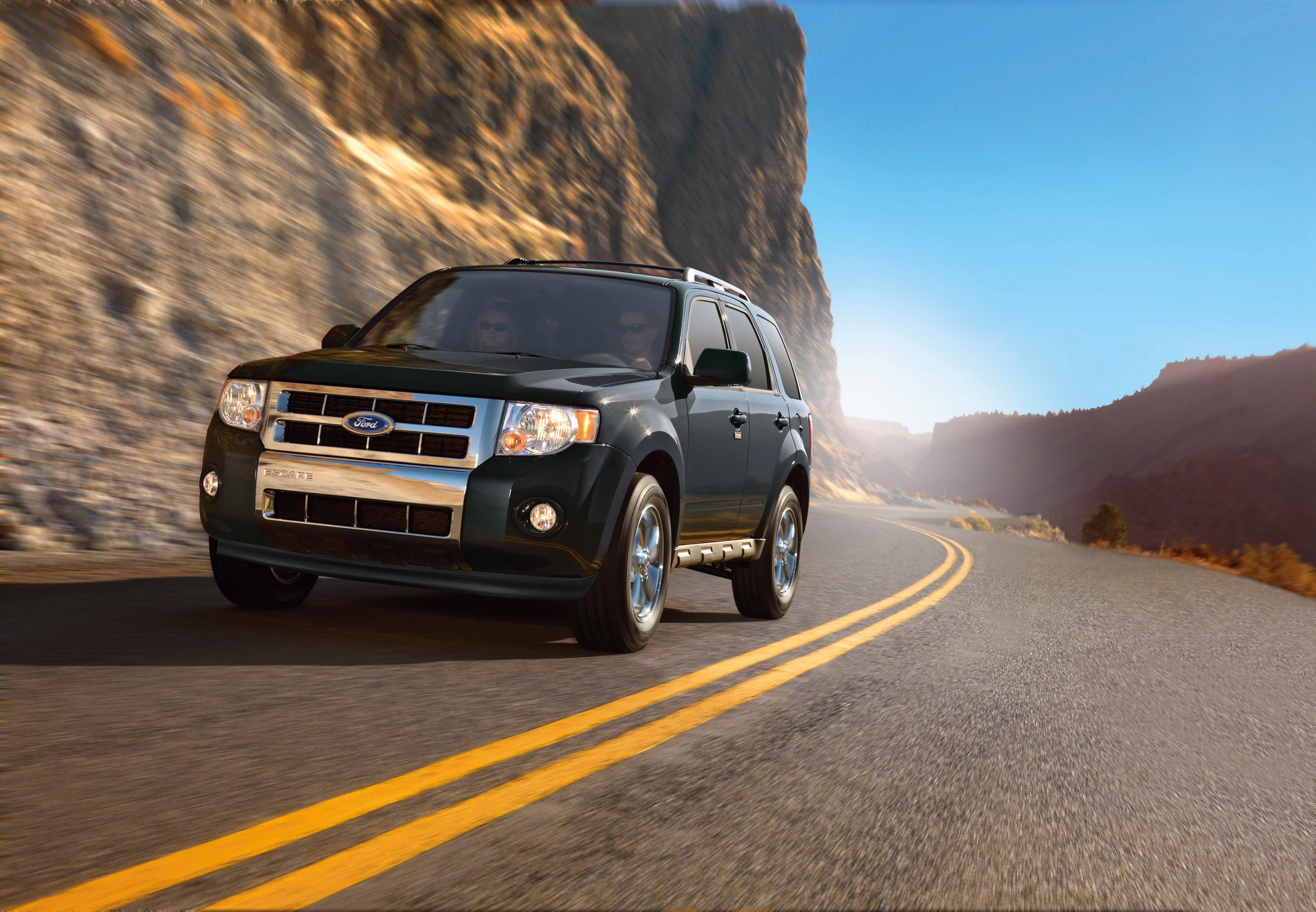 2009 ford escape review top speed. Black Bedroom Furniture Sets. Home Design Ideas