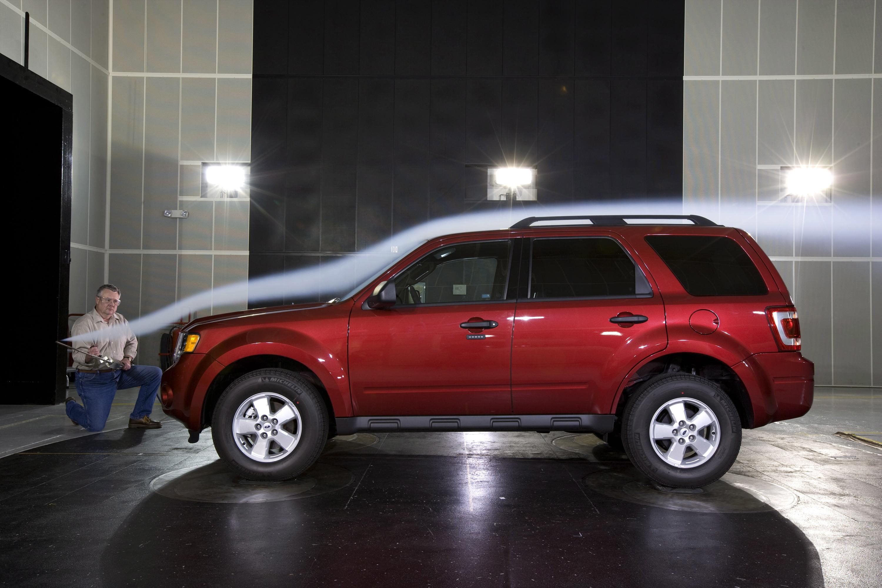 2009 Ford Escape Top Speed