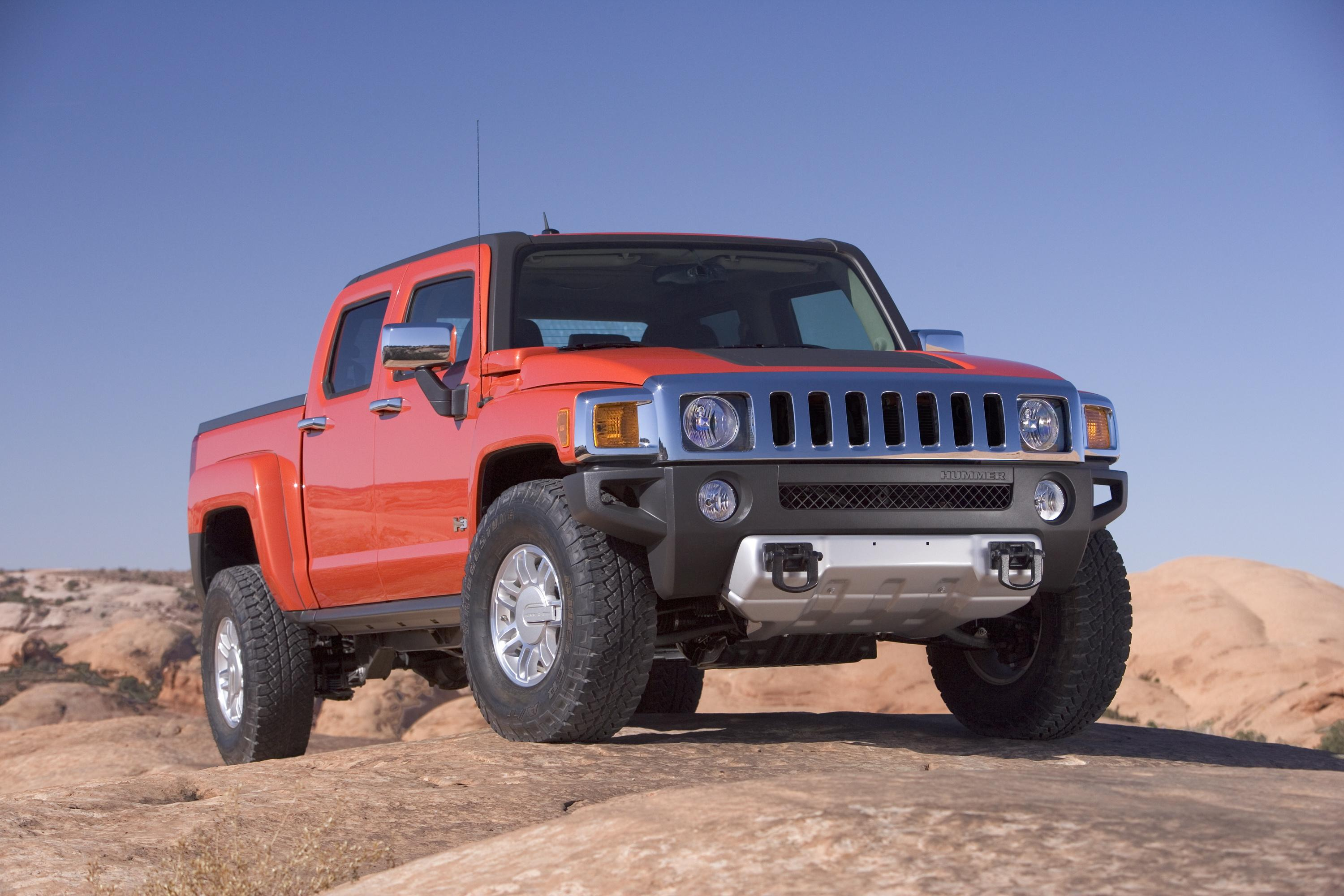 2009 HUMMER H3T Prices Announced | Top Speed