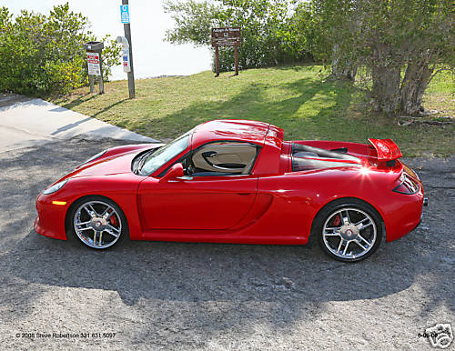 porsche carrera gt replica for sale on ebay news top speed. Black Bedroom Furniture Sets. Home Design Ideas