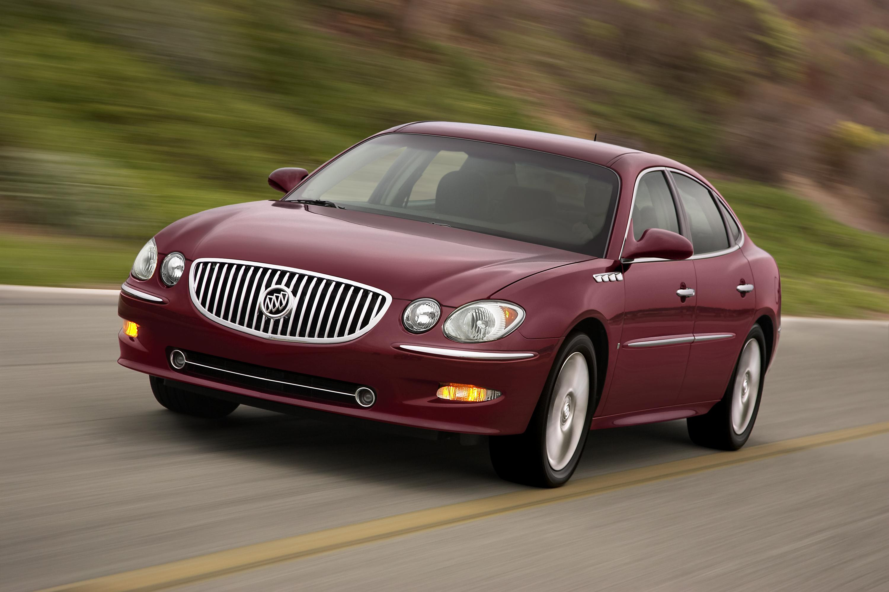 Buick LaCrosse: Driving on Snow or Ice