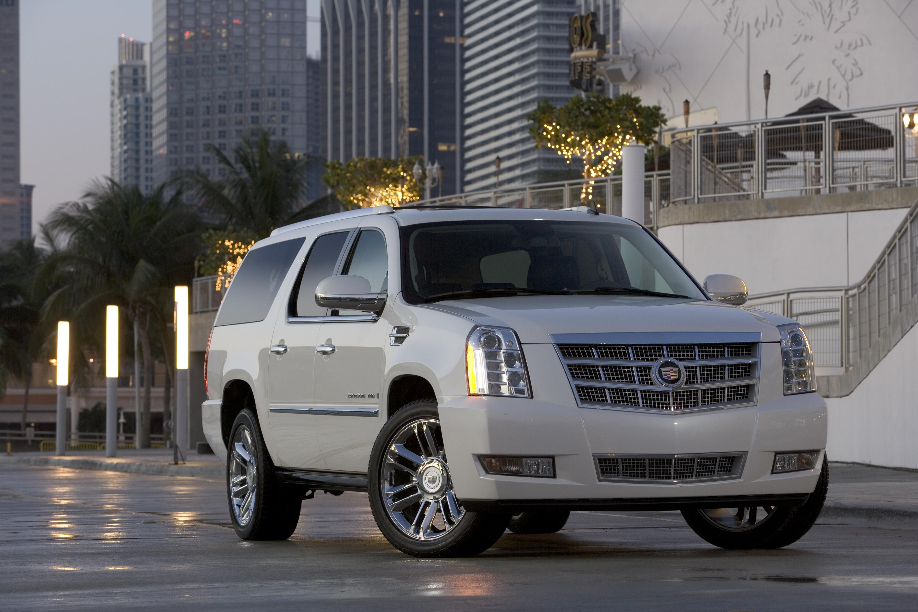 In a changing automotive climate cadillac enters the 2009 with the a much needed hybrid which is also the first in the large luxury suv class