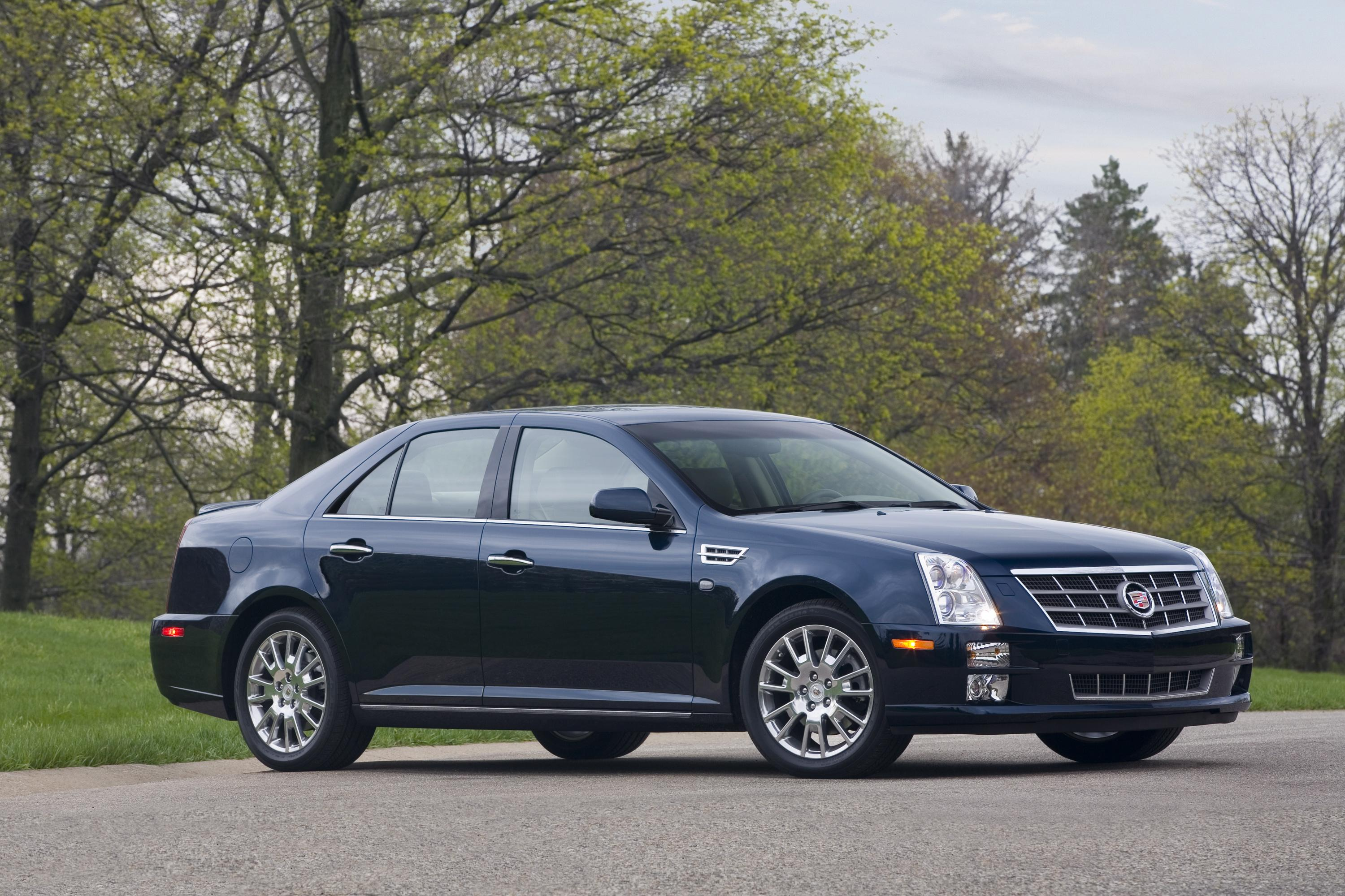 2009 Cadillac STS | Top Speed