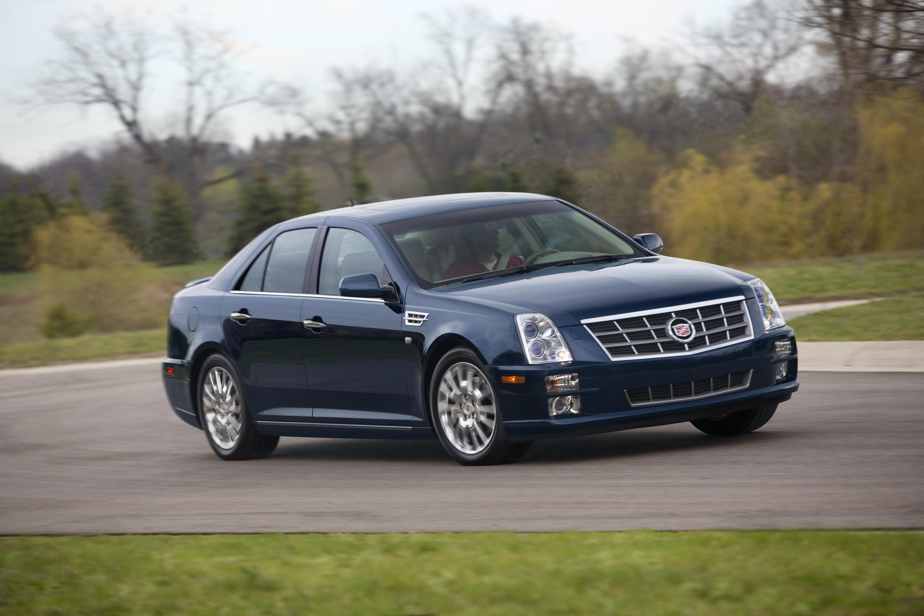 2009 cadillac sts review top speed. Black Bedroom Furniture Sets. Home Design Ideas