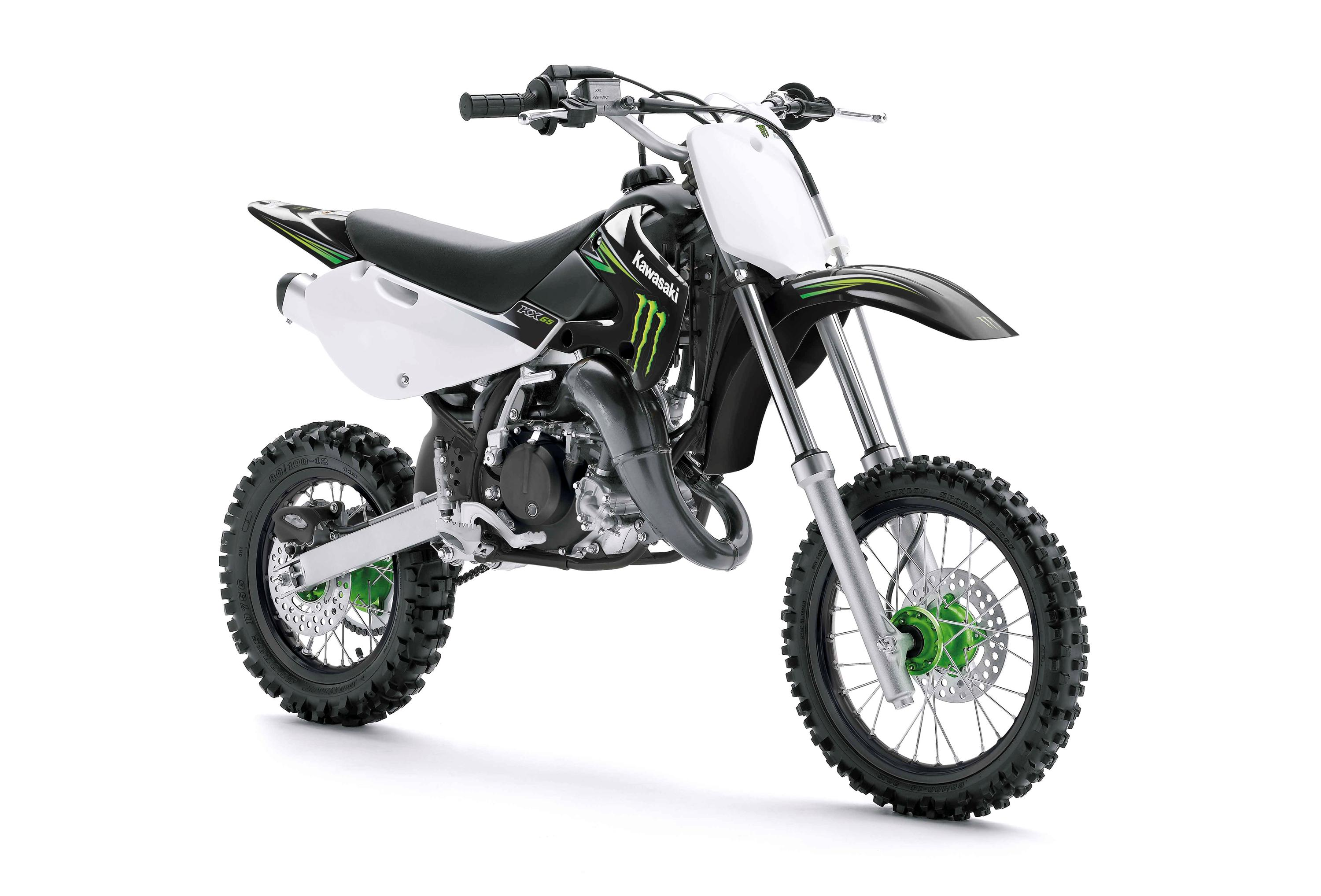 2009 Kawasaki KX65 | Top Speed