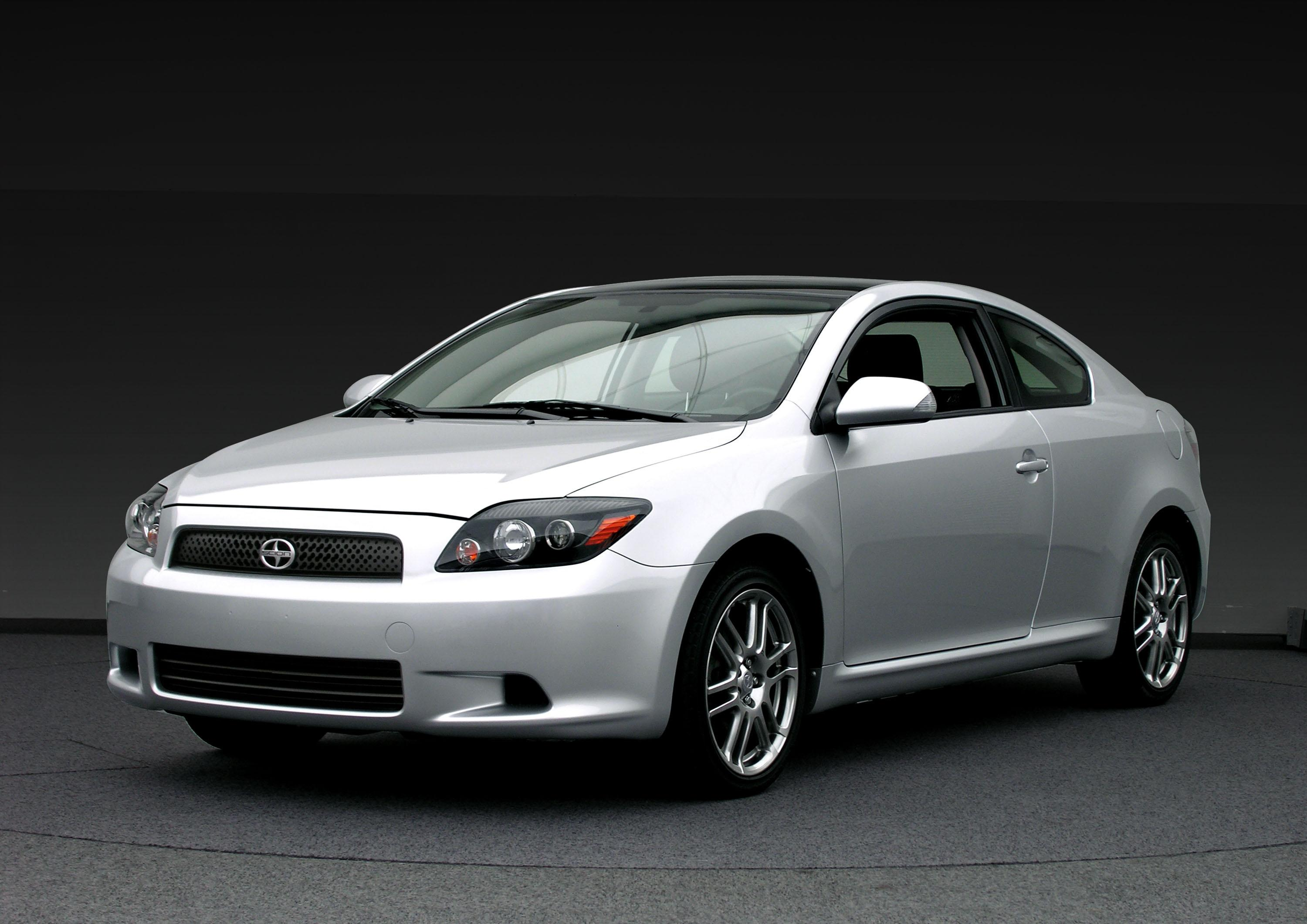 2009 Scion TC Sports Coupe Review - Top Speed