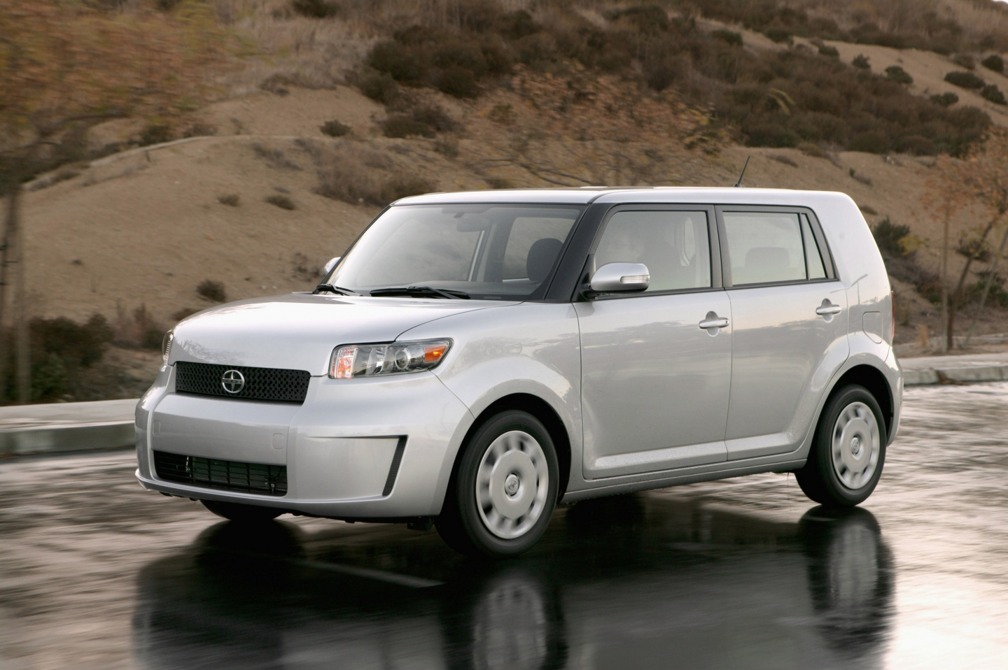 2009 Scion XB | Top Speed. »