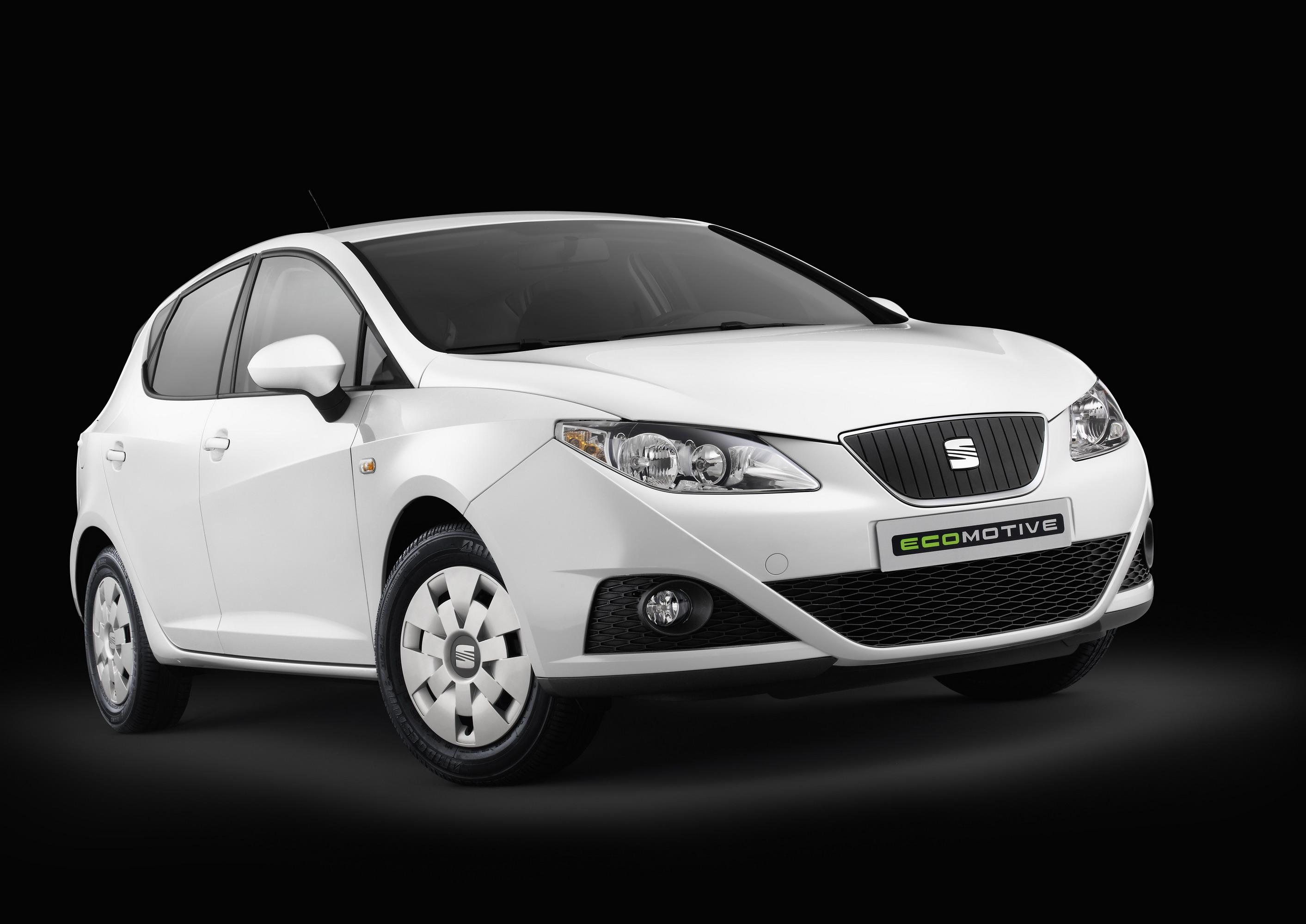 2009 seat ibiza ecomotive top speed. Black Bedroom Furniture Sets. Home Design Ideas