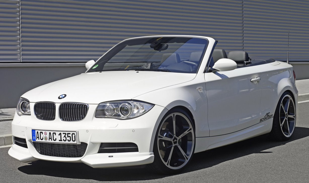 Ac Schnitzer Launches New Body Kit For The Bmw 1 Series M Pack