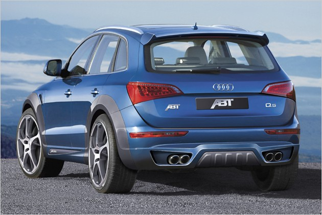 audi q5 by abt news top speed. Black Bedroom Furniture Sets. Home Design Ideas