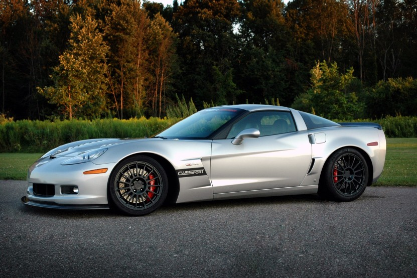 Chevrolet Corvette Z06 By Katech Performance Top Speed