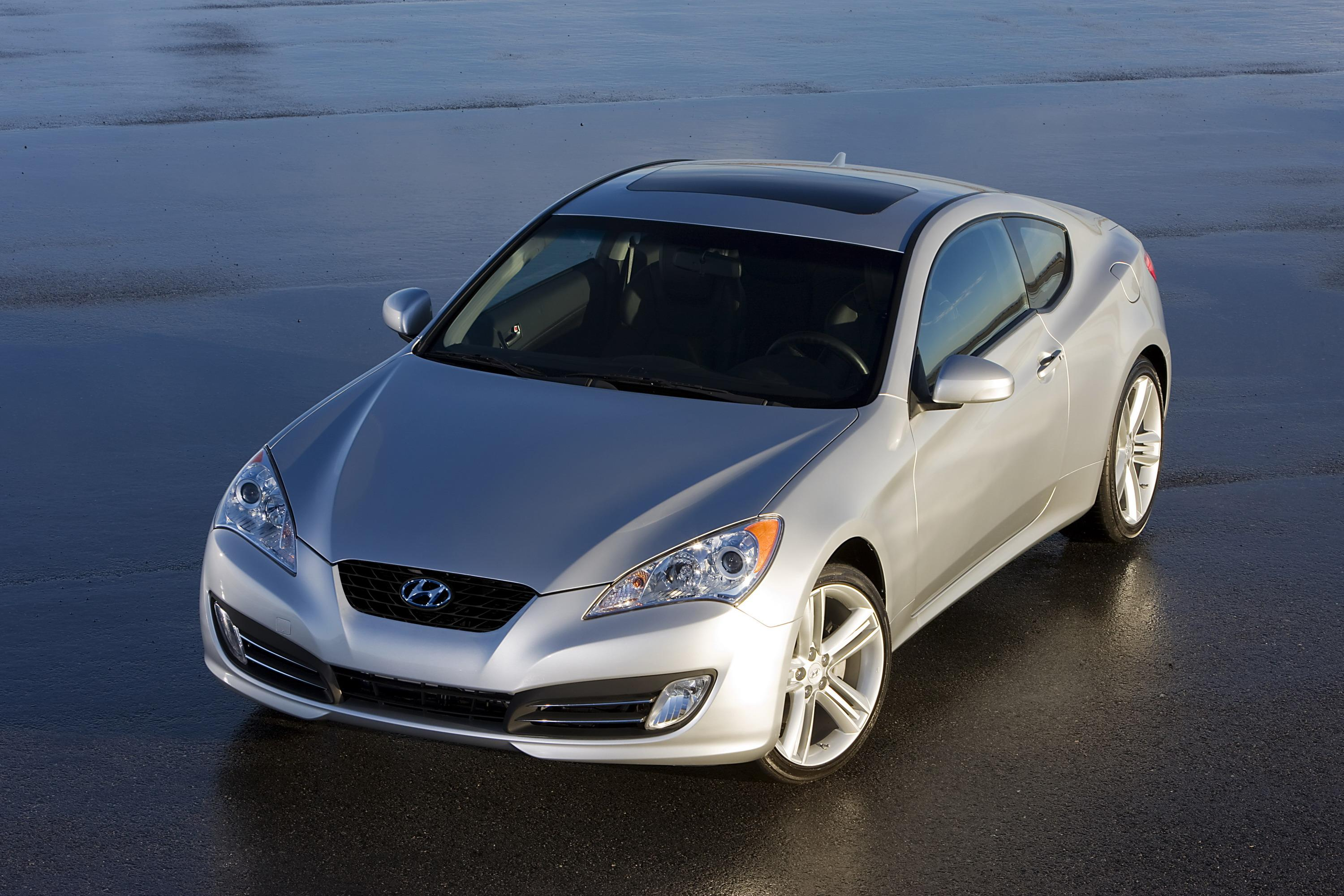 Hyundai Genesis Coupe Will Feature Brembo Brakes | Top Speed