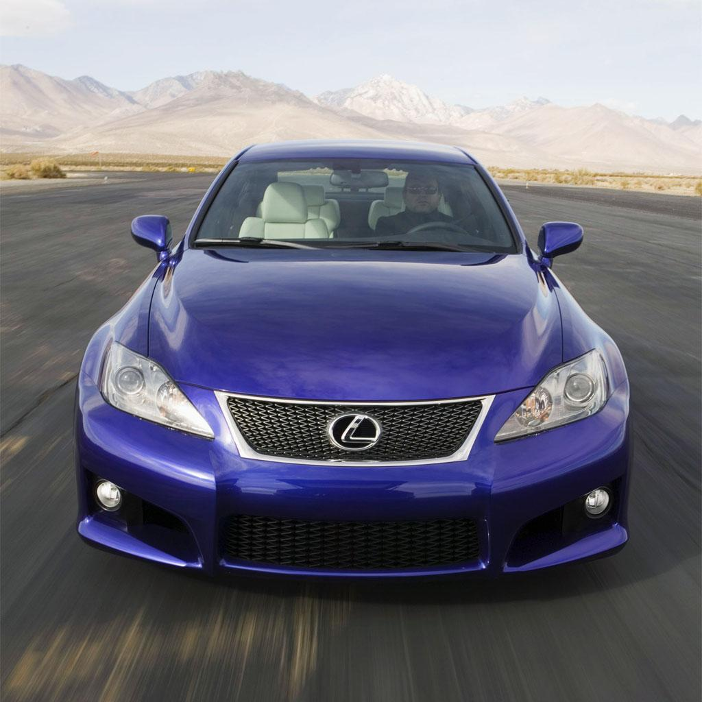 Lexus IS-F Coupe-Cabriolet To Be Revealed In 2009