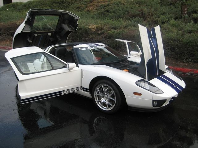 Steve Saleens Ford Gt For Sale On Ebay Top Speed