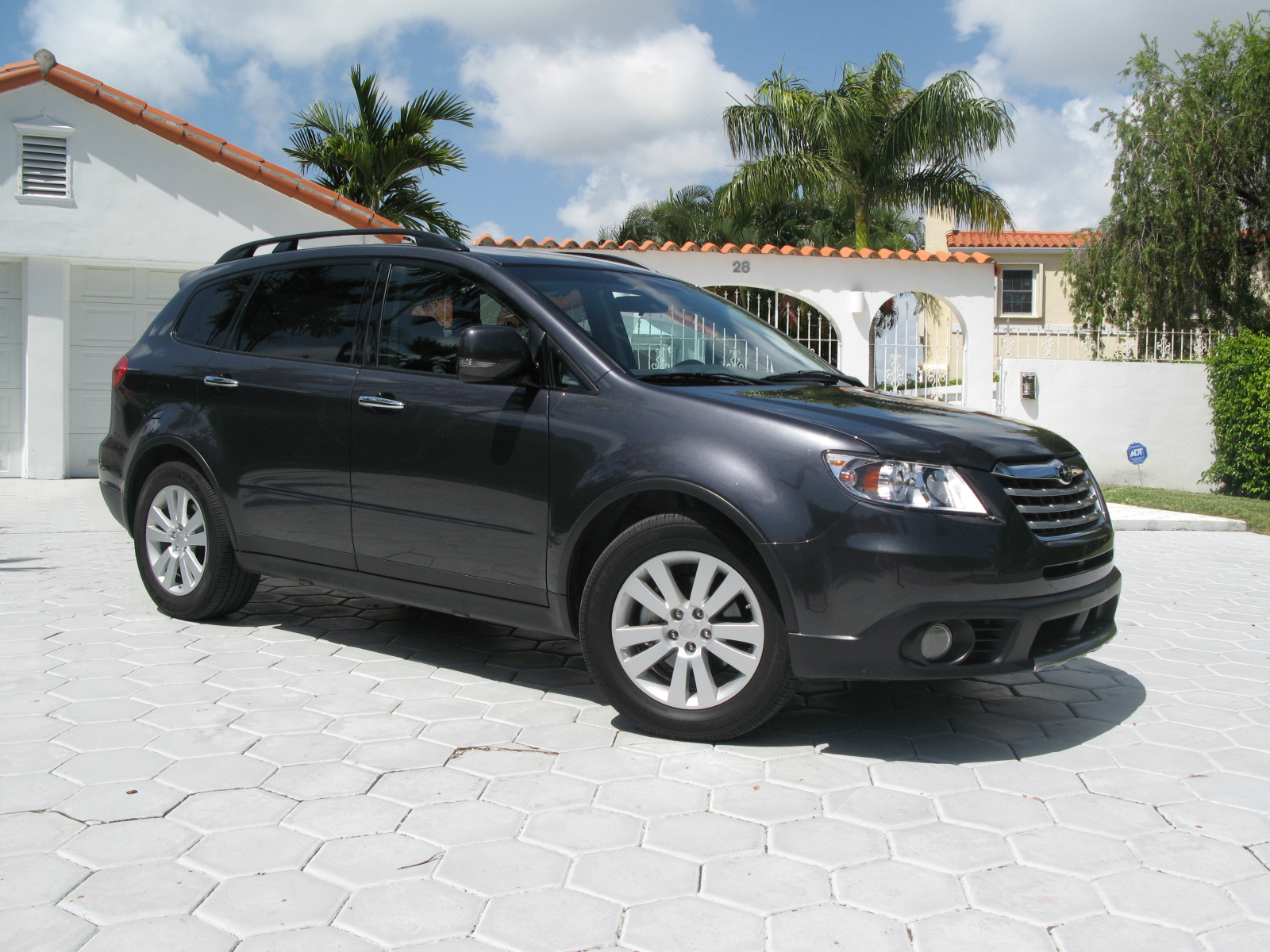 2008 subaru tribeca limited gallery 262936 top speed. Black Bedroom Furniture Sets. Home Design Ideas