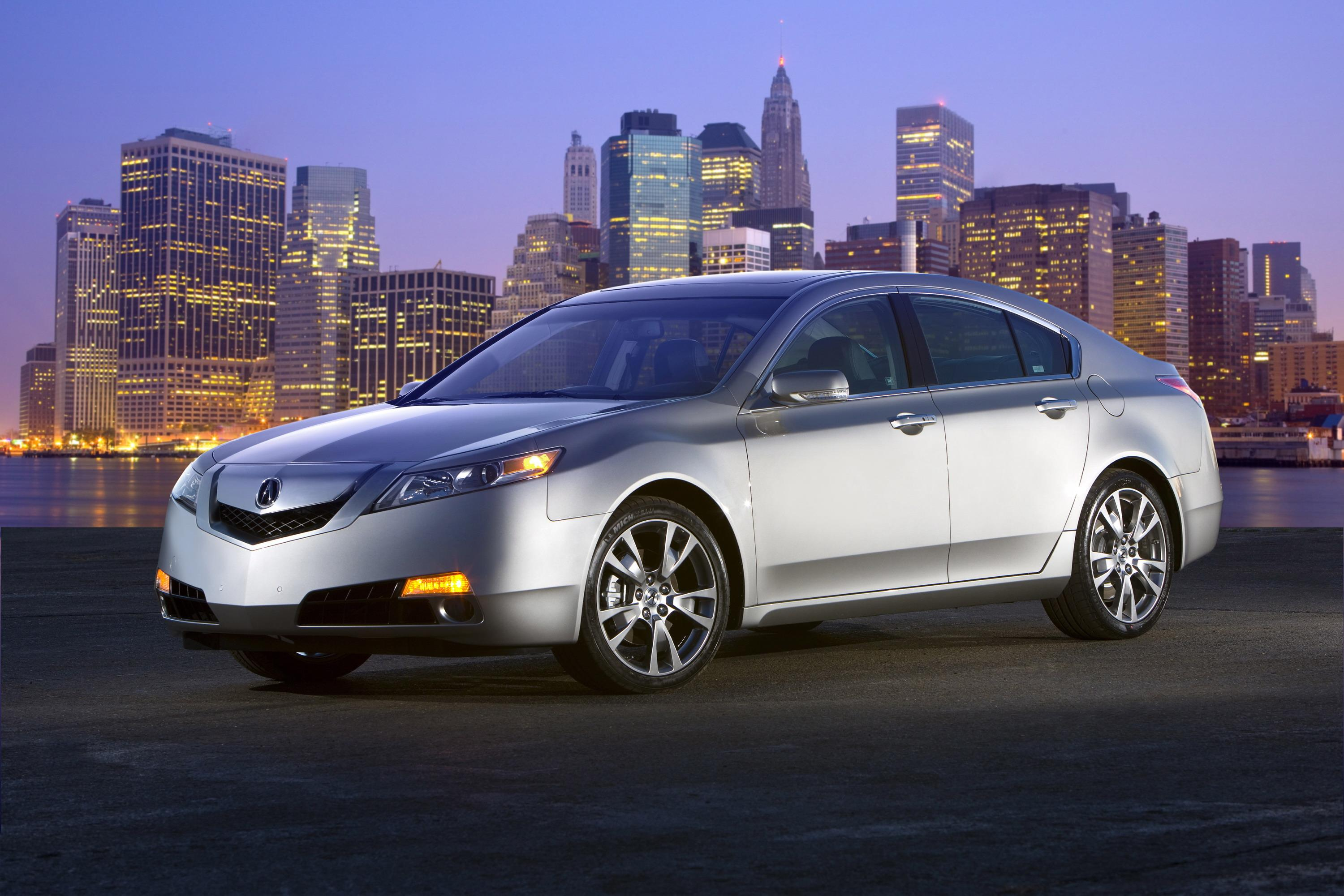 2009 acura tl pricing announced news top speed. Black Bedroom Furniture Sets. Home Design Ideas