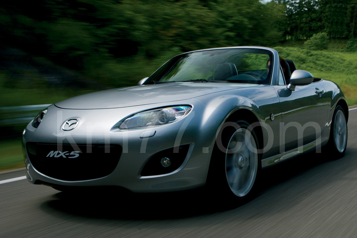 2009 mazda mx 5 new official images news top speed. Black Bedroom Furniture Sets. Home Design Ideas