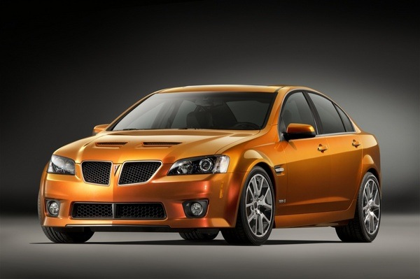 2009 Pontiac G8 GXP Officially Rated At 415hp | Top Speed