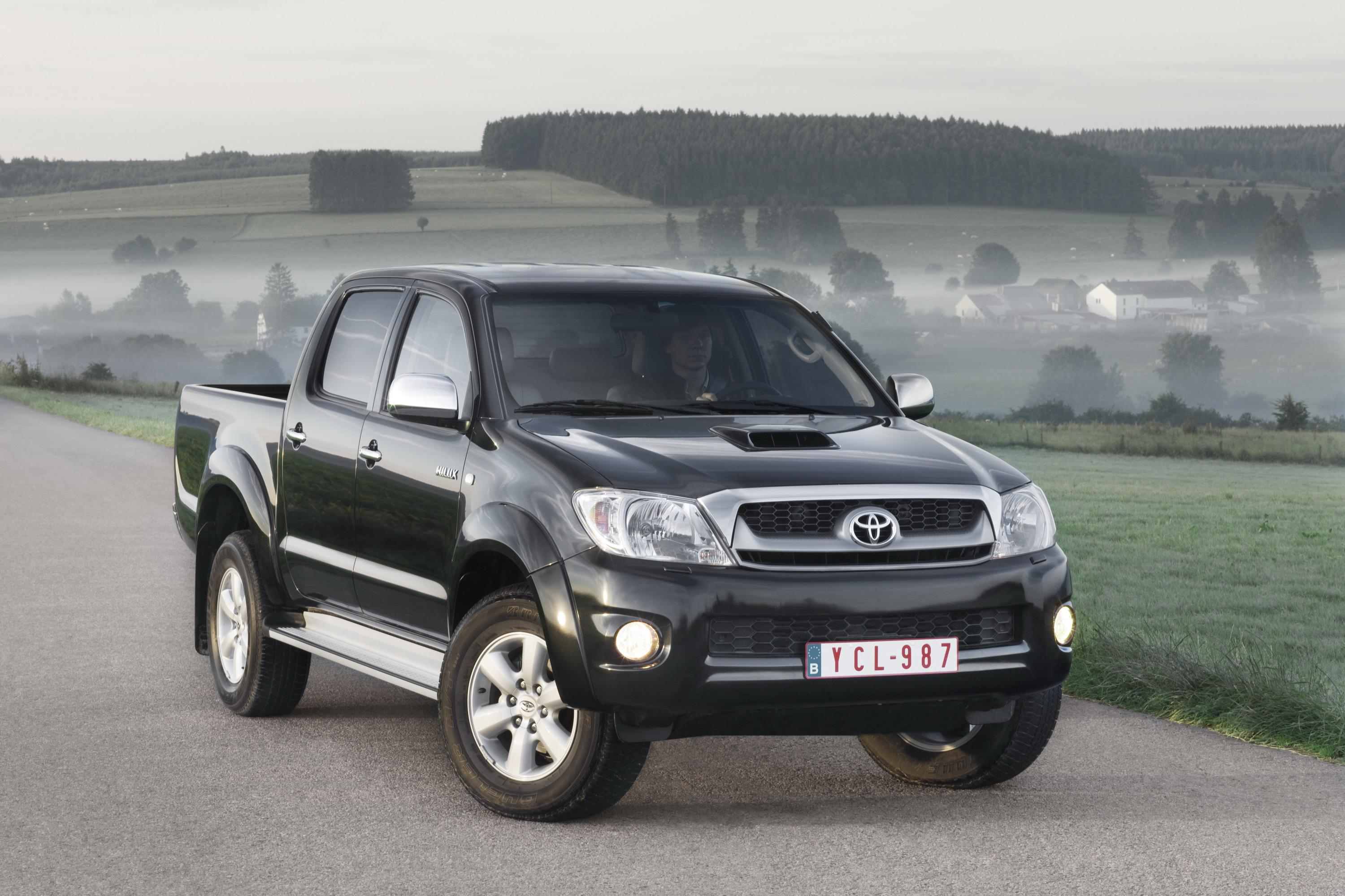 2009 Toyota Hilux Gallery 262255 Top Speed