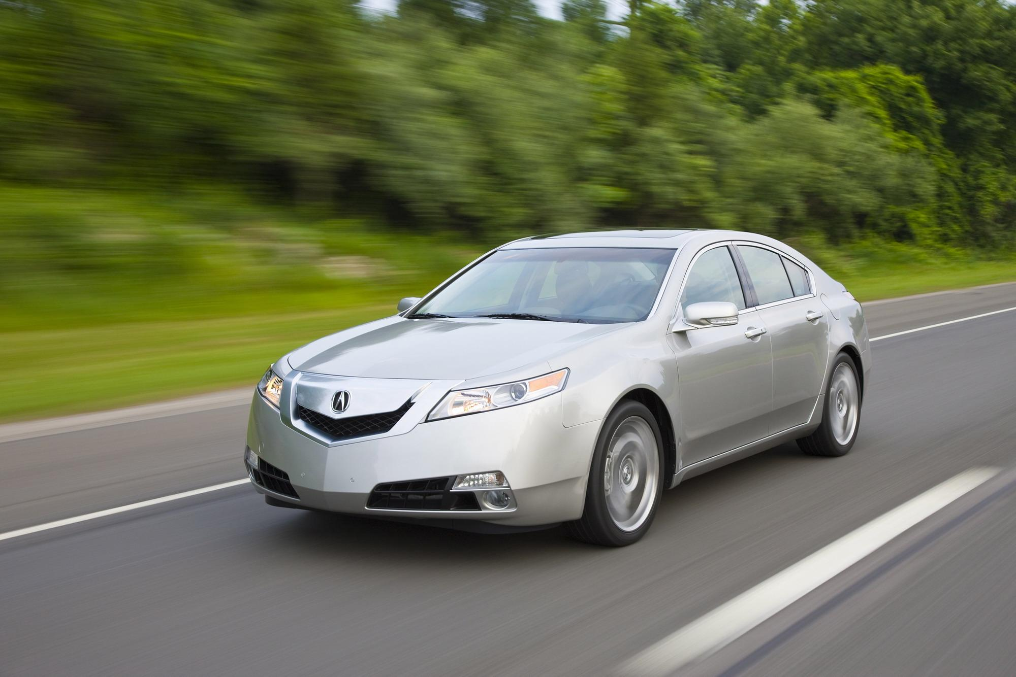2010 Acura Tl To Be Offered With 6 Manual Guide
