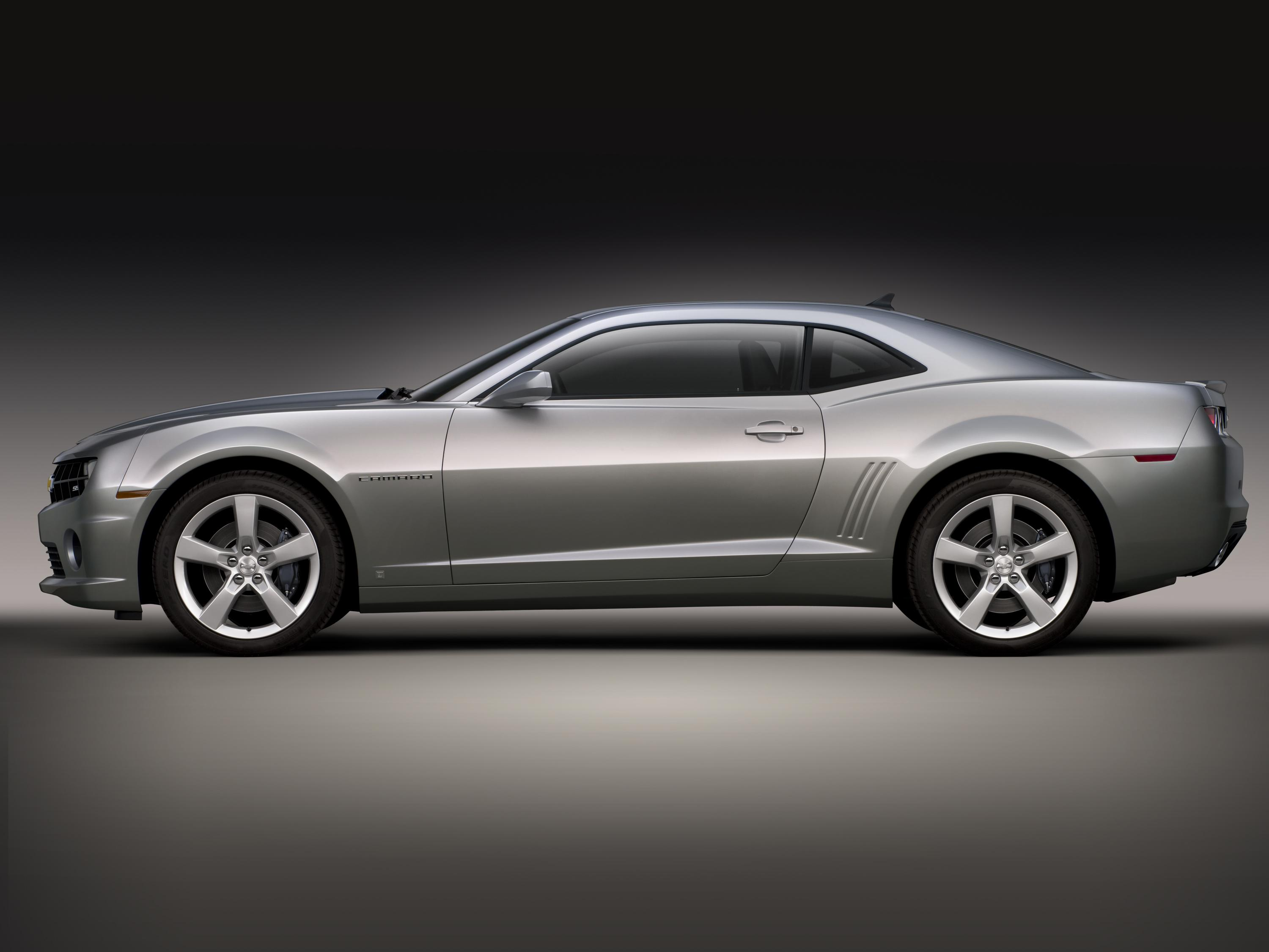 2010 chevrolet camaro ss review - top speed