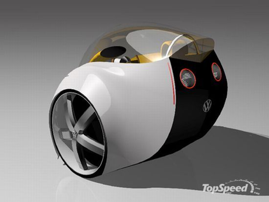 My World A New Electric Car Concept