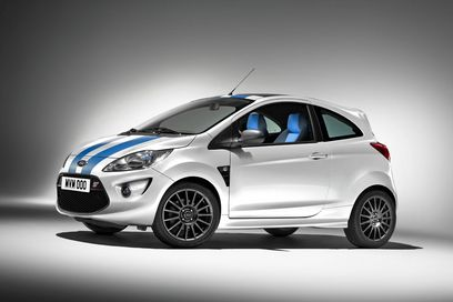 Ford Ka St Coming In  Top Speed