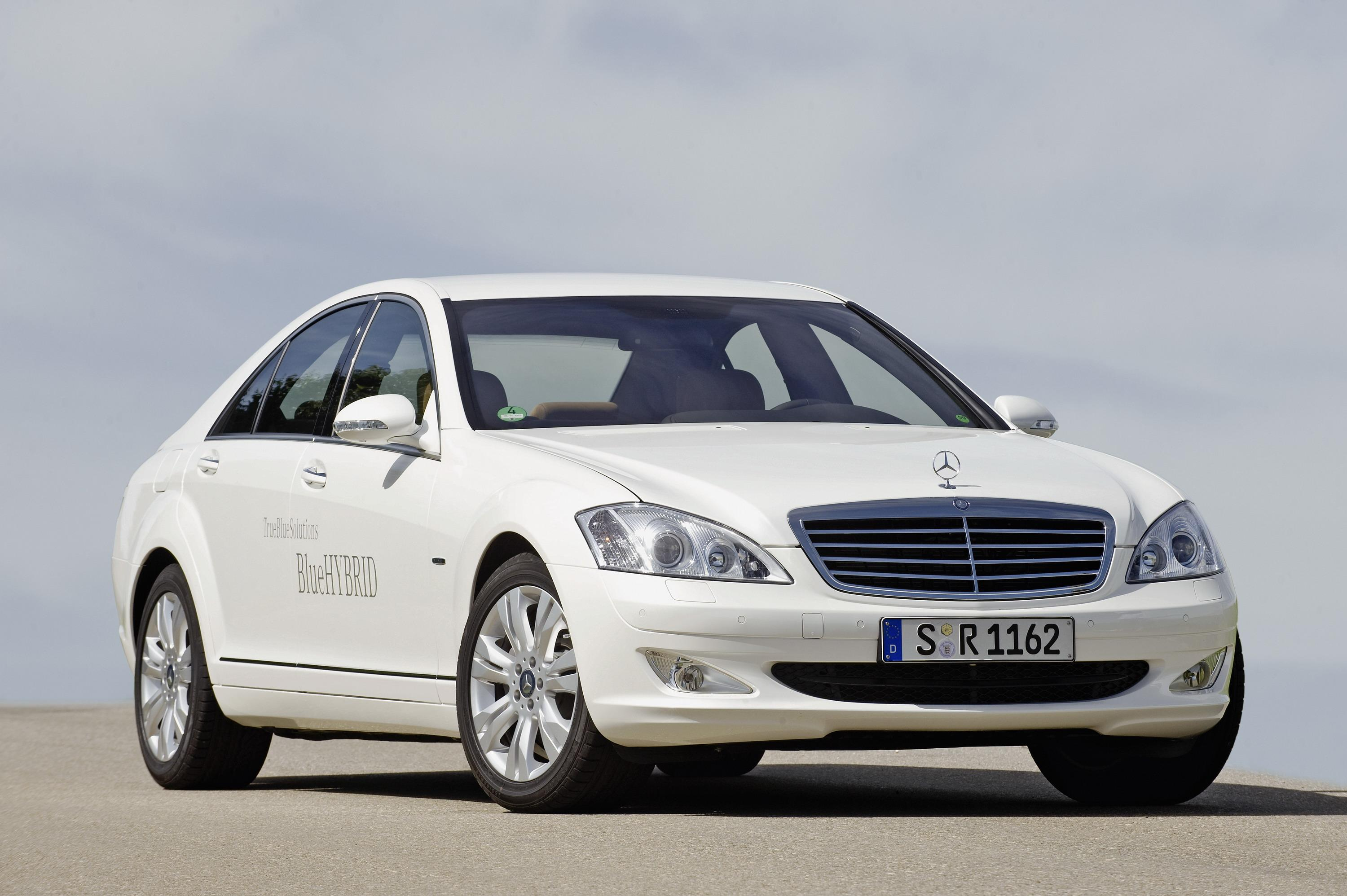 2009 Mercedes S 400 Bluehybrid Top Speed