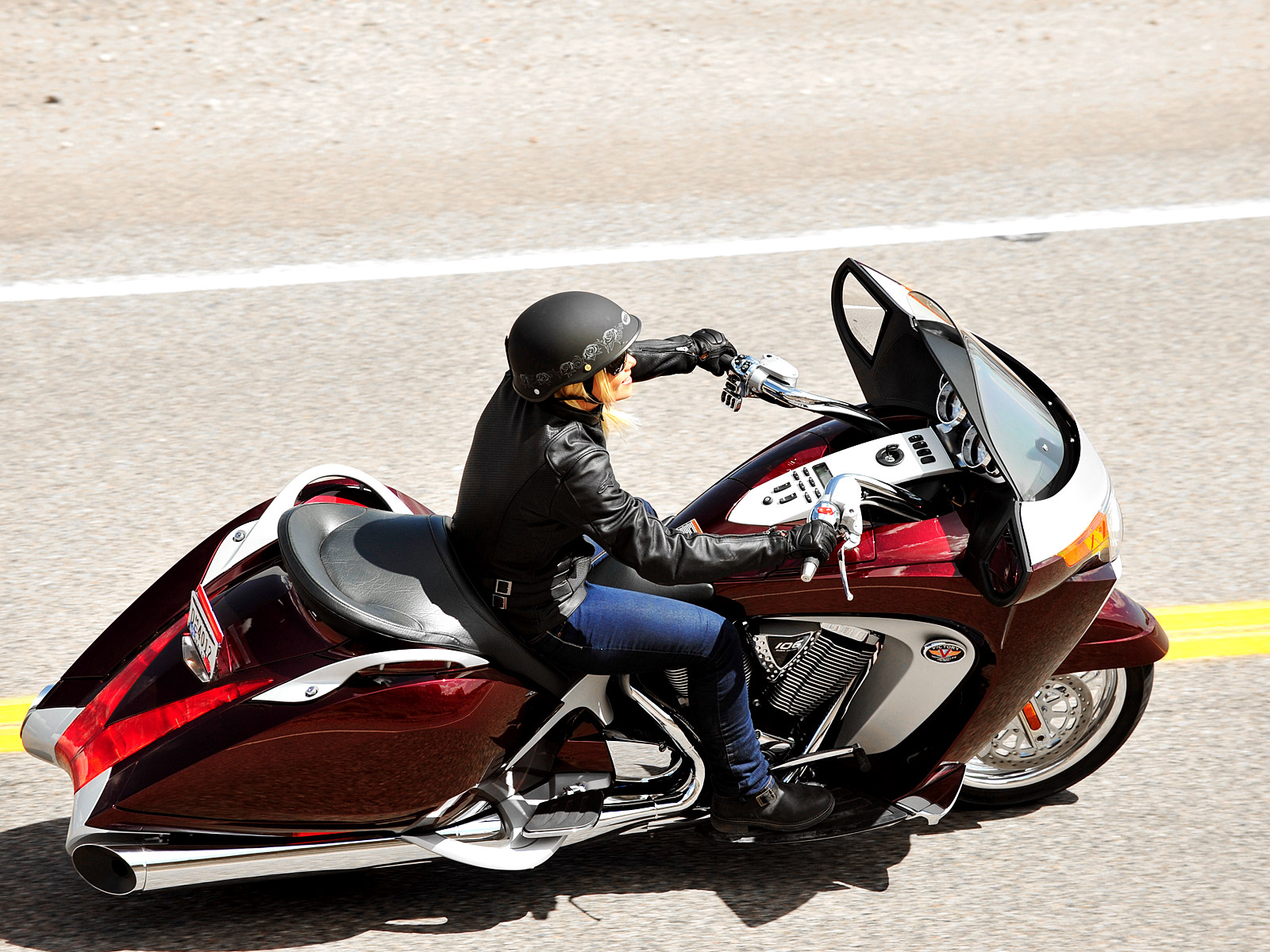 2009 Victory Vision | Top Speed