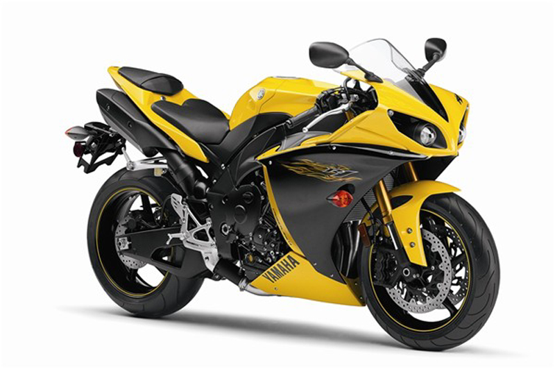 2009 yamaha yzf r1 review top speed for Yamaha r1 top speed