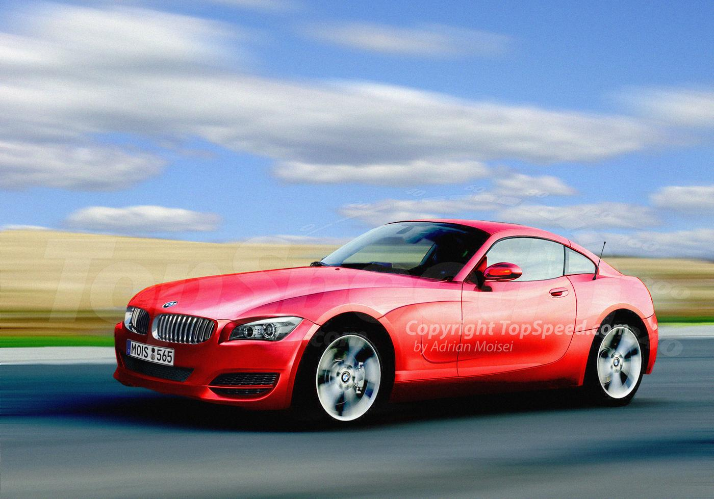 2009 Bmw Z4 New Images More Colors Top Speed