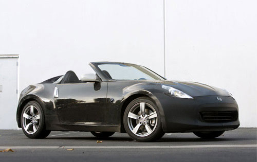2010 Nissan 370Z Roadster Preview | Top Speed
