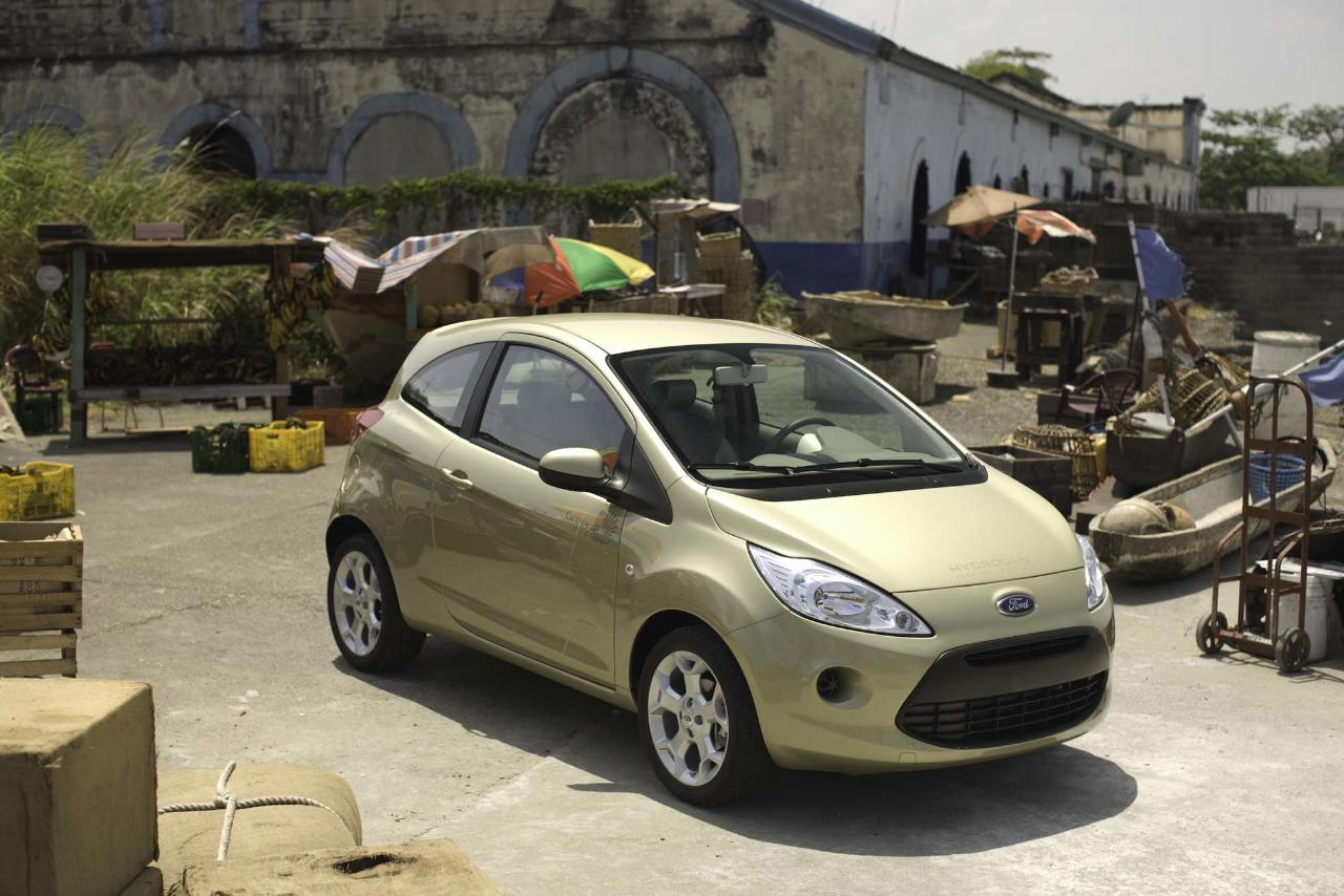 Ford ka coming in usa top speed