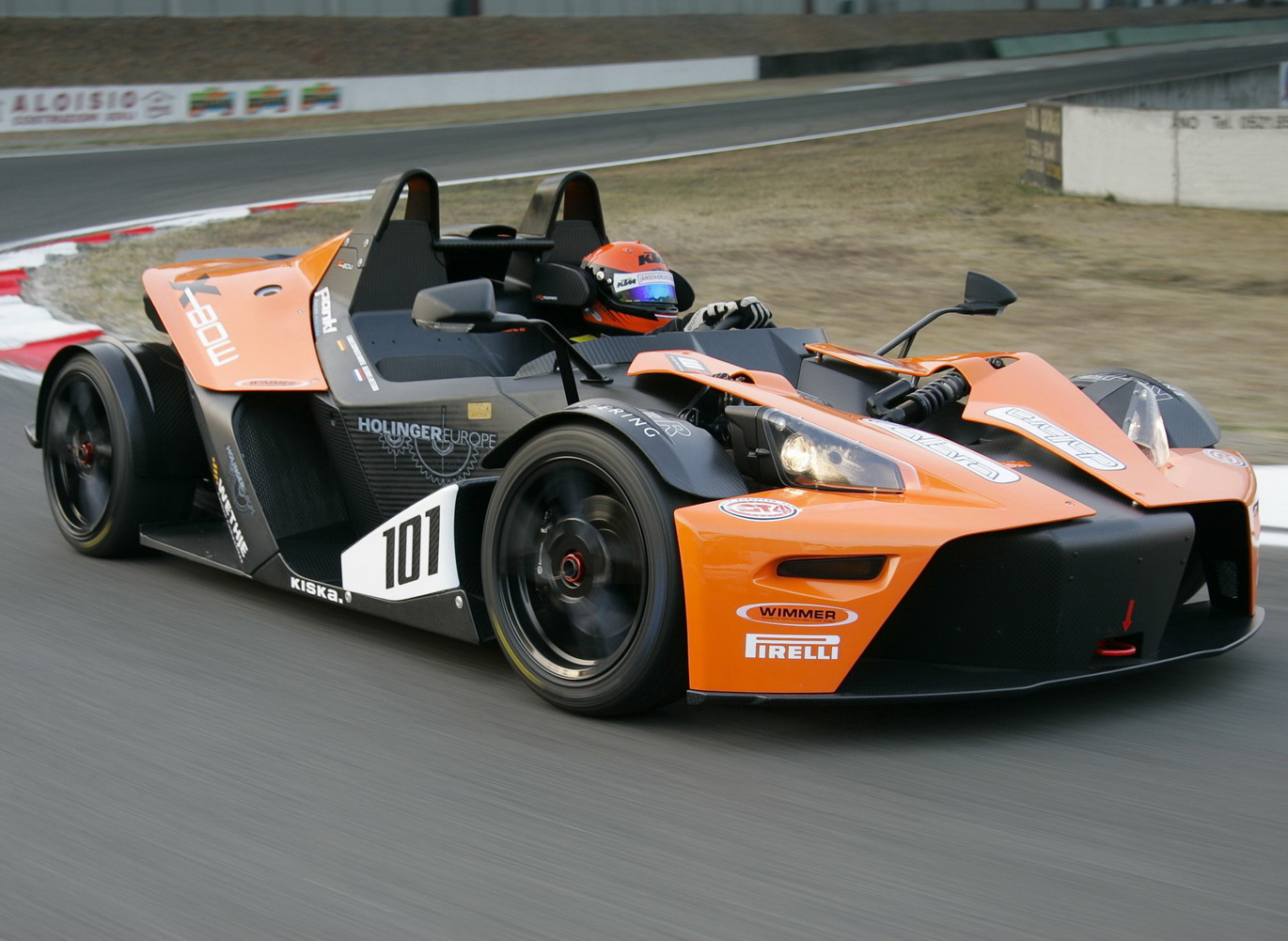 Back To Article Photos 6 Download KTM X Bow