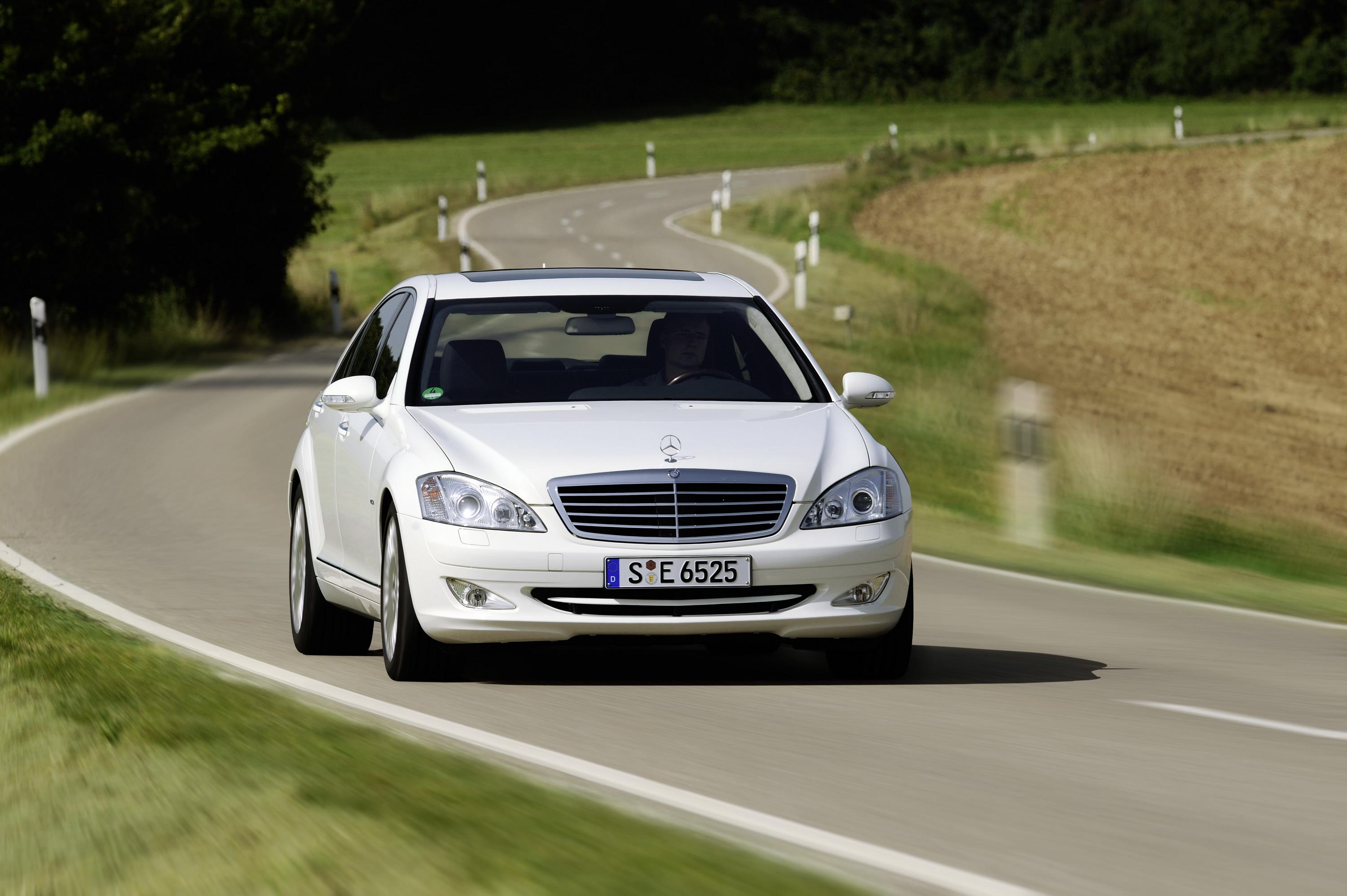 2008 mercedes s 320 cdi blueefficiency pictures photos wallpapers top speed. Black Bedroom Furniture Sets. Home Design Ideas