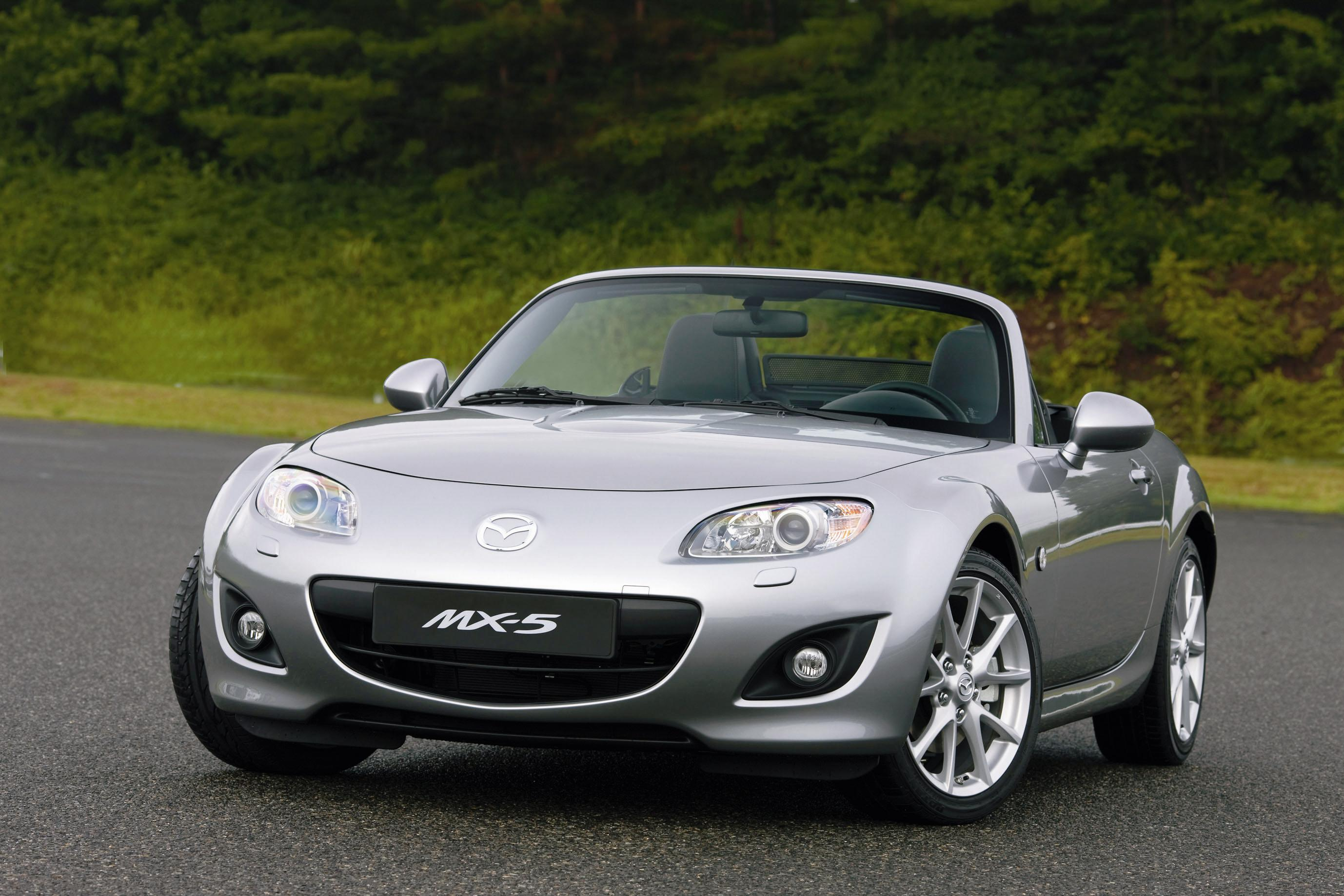 next mazda mx 5 could be diesel and hybrid news top speed. Black Bedroom Furniture Sets. Home Design Ideas