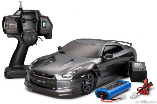 Nissan GT R 1 10th Scale RC Car The New Toy For Adults News