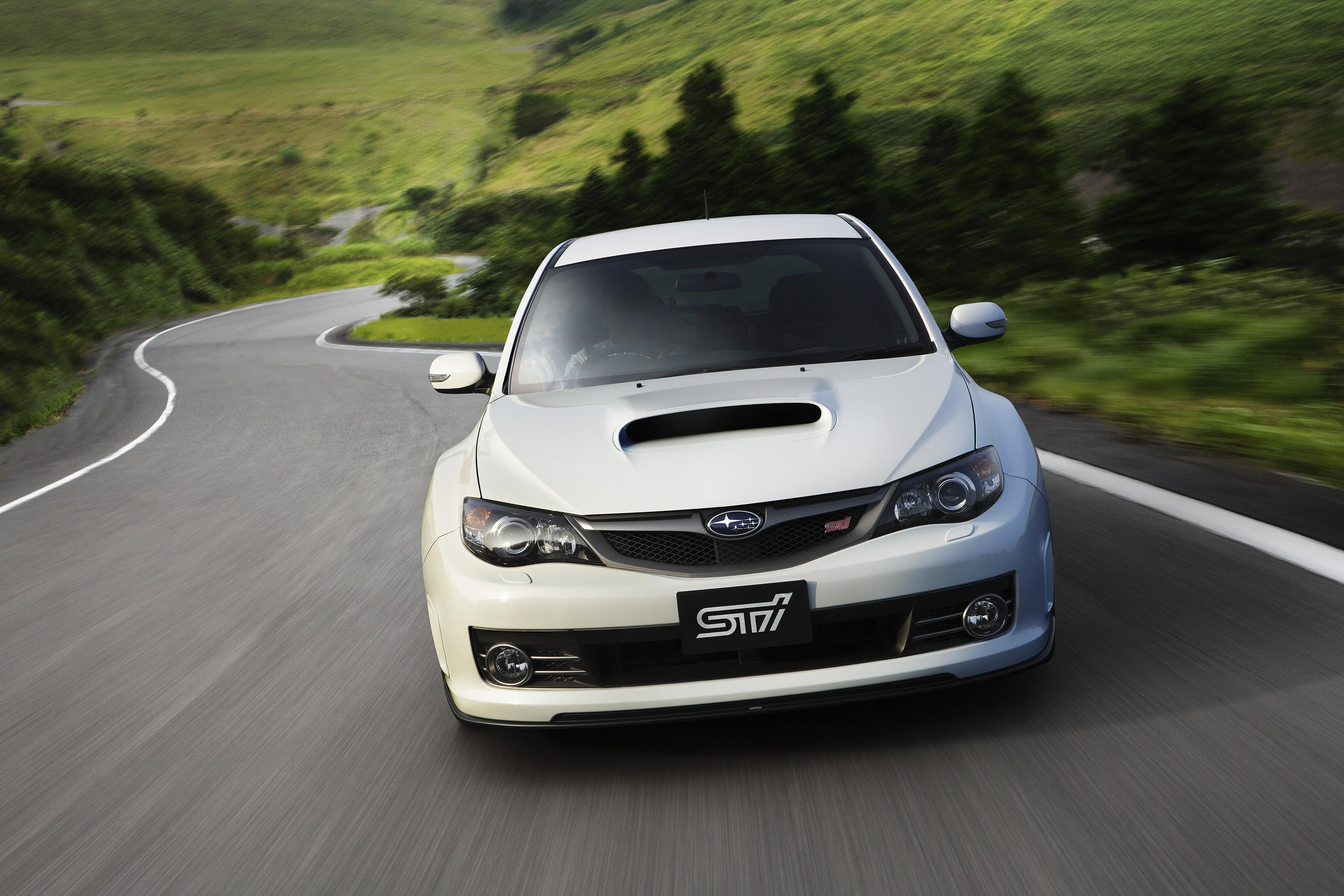 2008 subaru impreza wrx sti 20th anniversary edition pictures photos wallpapers top speed. Black Bedroom Furniture Sets. Home Design Ideas